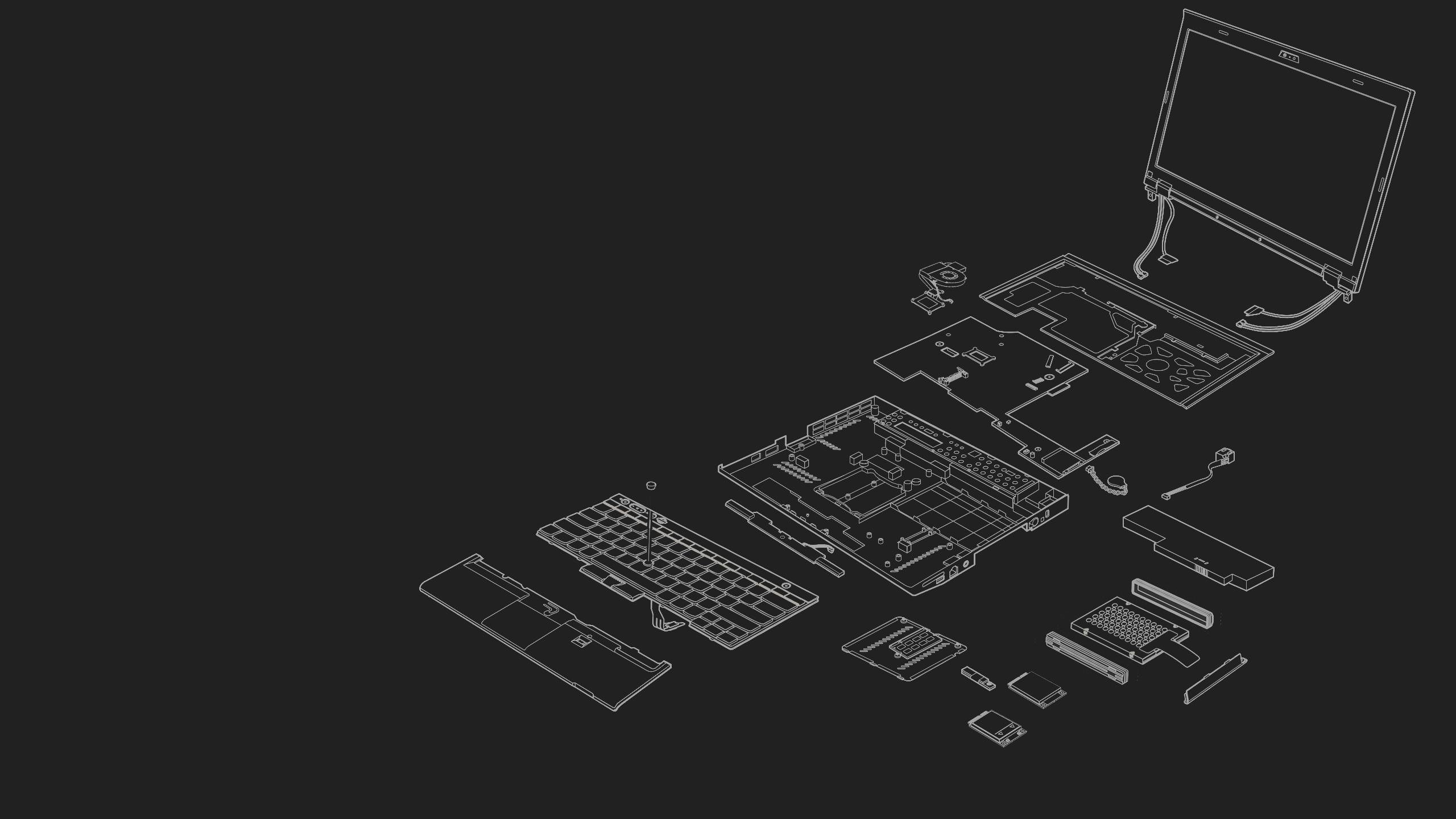 Lenovo Thinkpad Wallpaper ·①