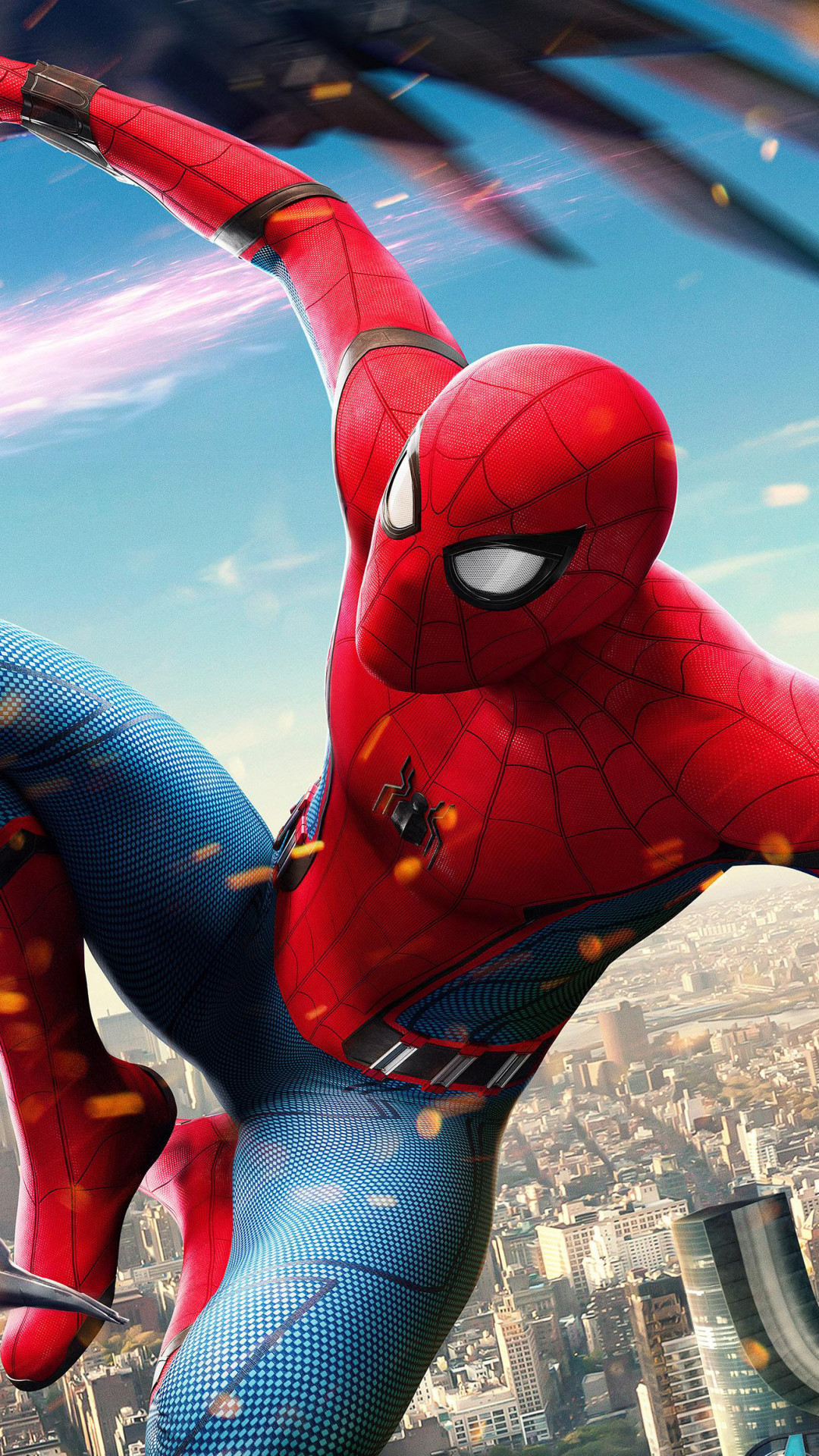 Spider man homecoming wallpapers for Fondos de spiderman