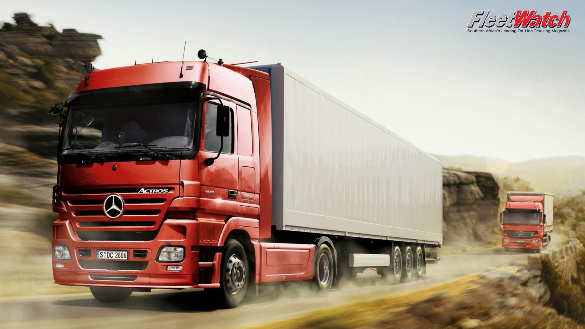 Volvo Truck Wallpaper 28449