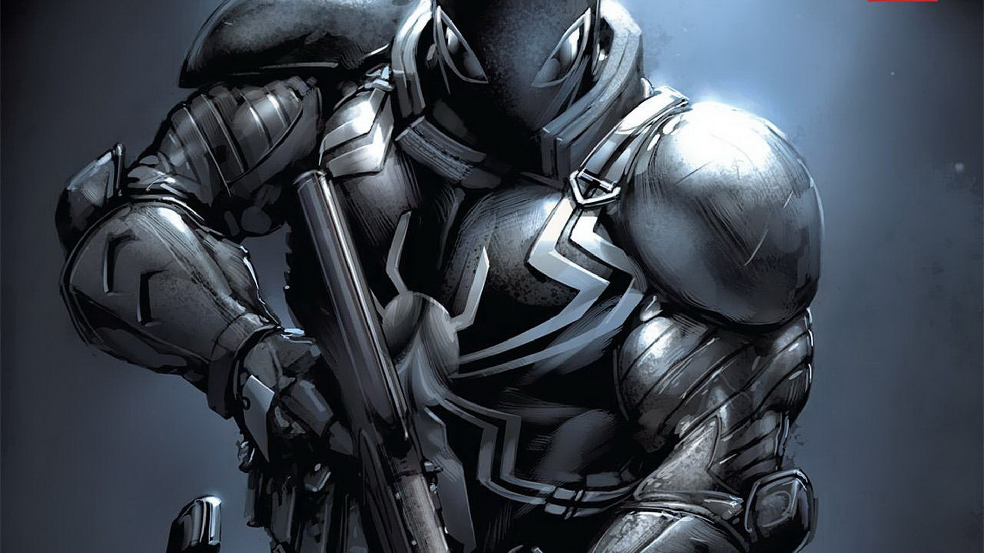 Agent Venom Wallpapers ①