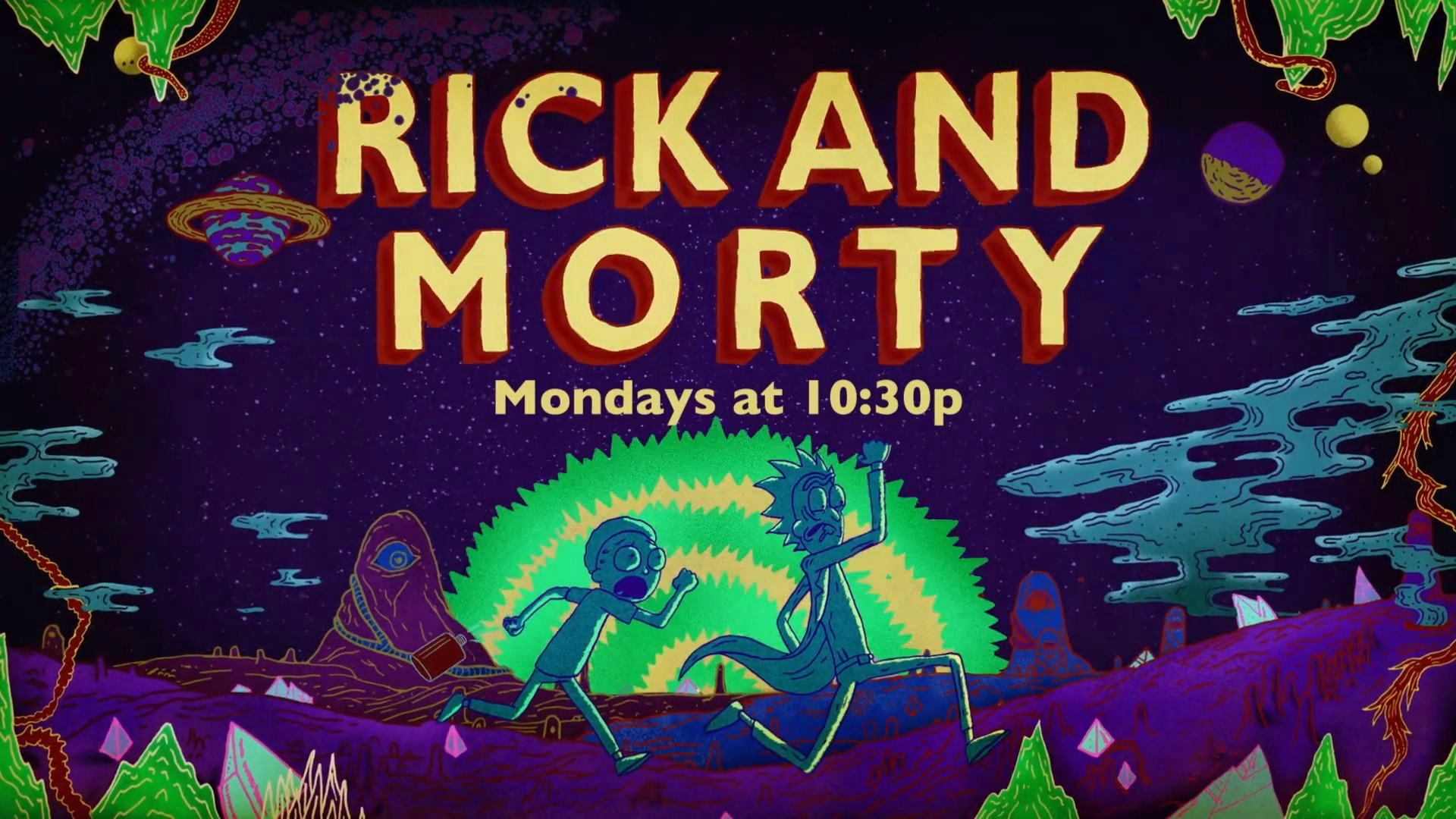 Rick and Morty wallpaper ·â'  Download free beautiful HD