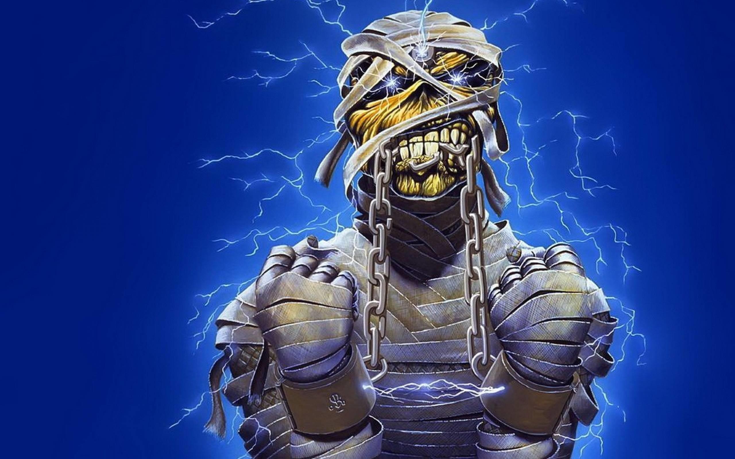 Iron Maiden Eddie Wallpaper Wallpapertag