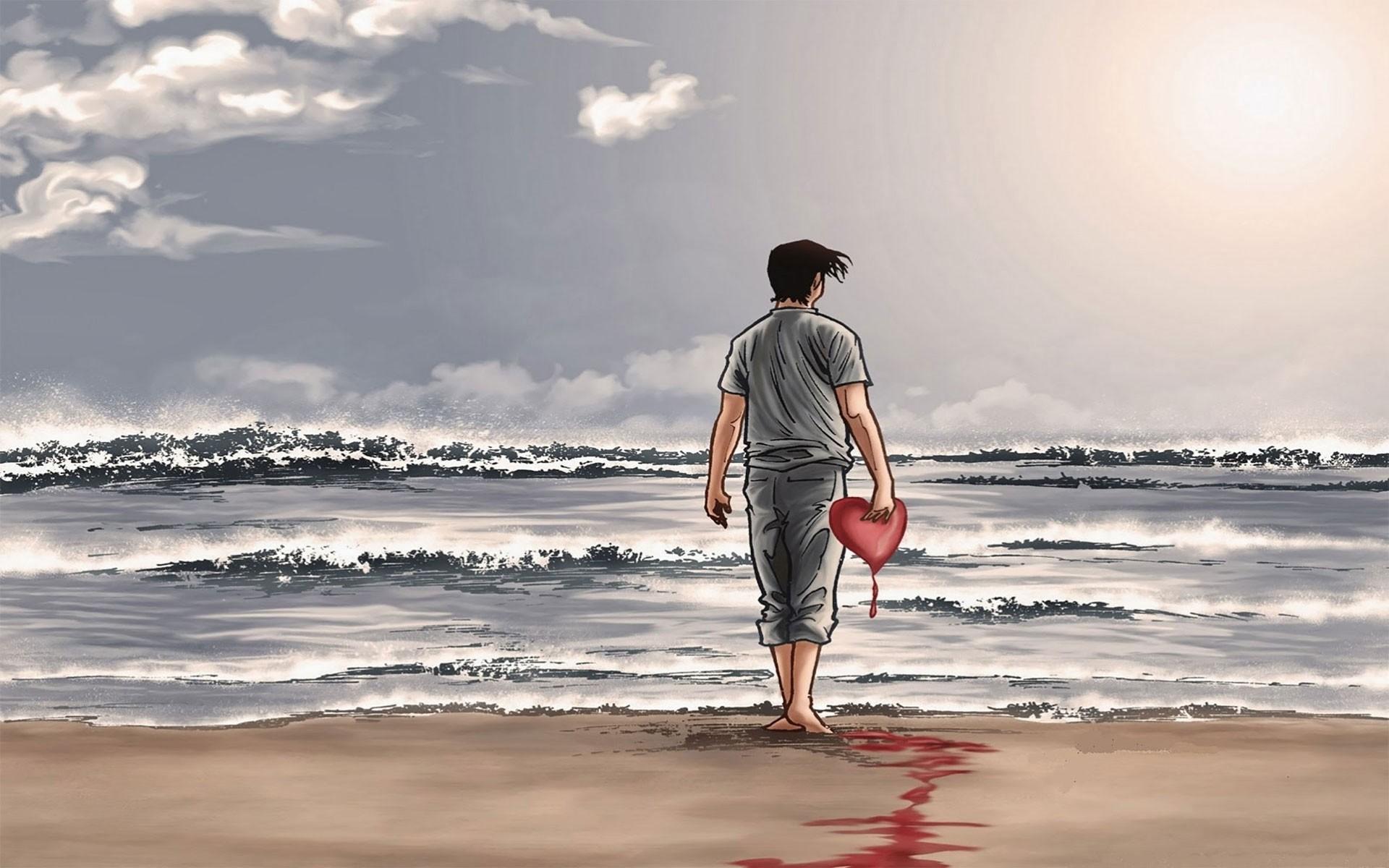 Картинки про сломанную жизнь и душу