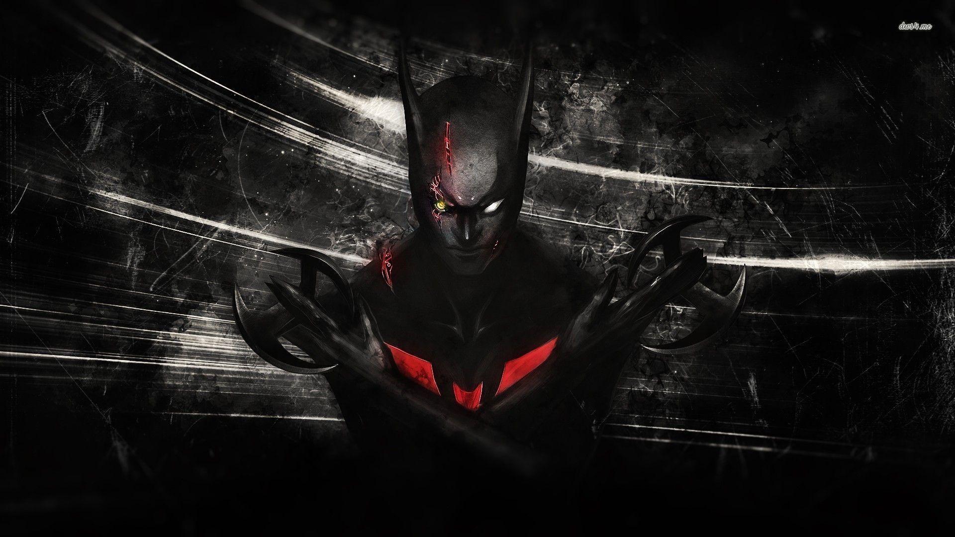 Batman Beyond Wallpapers ①