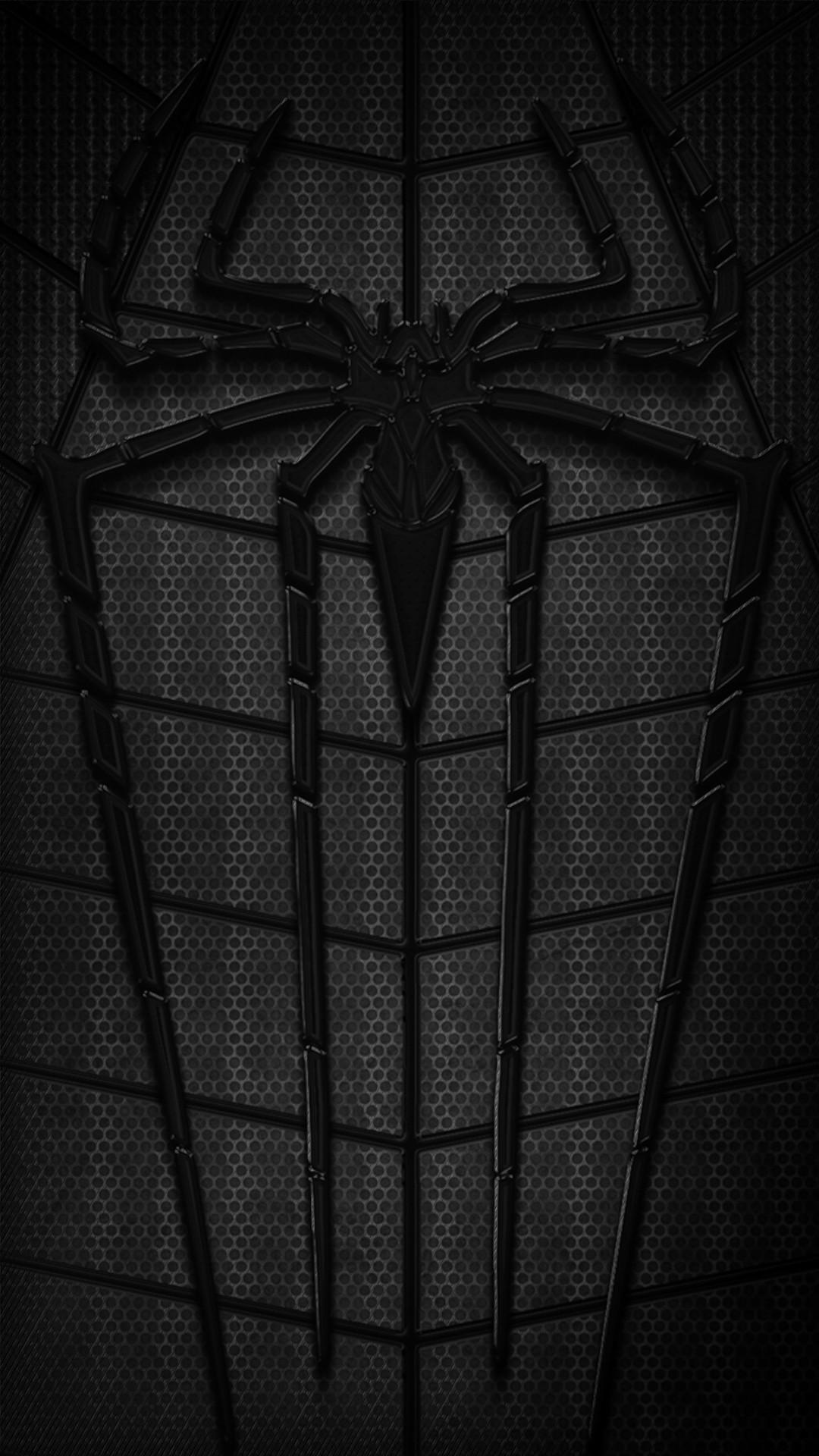 Black Spider Man Wallpapers