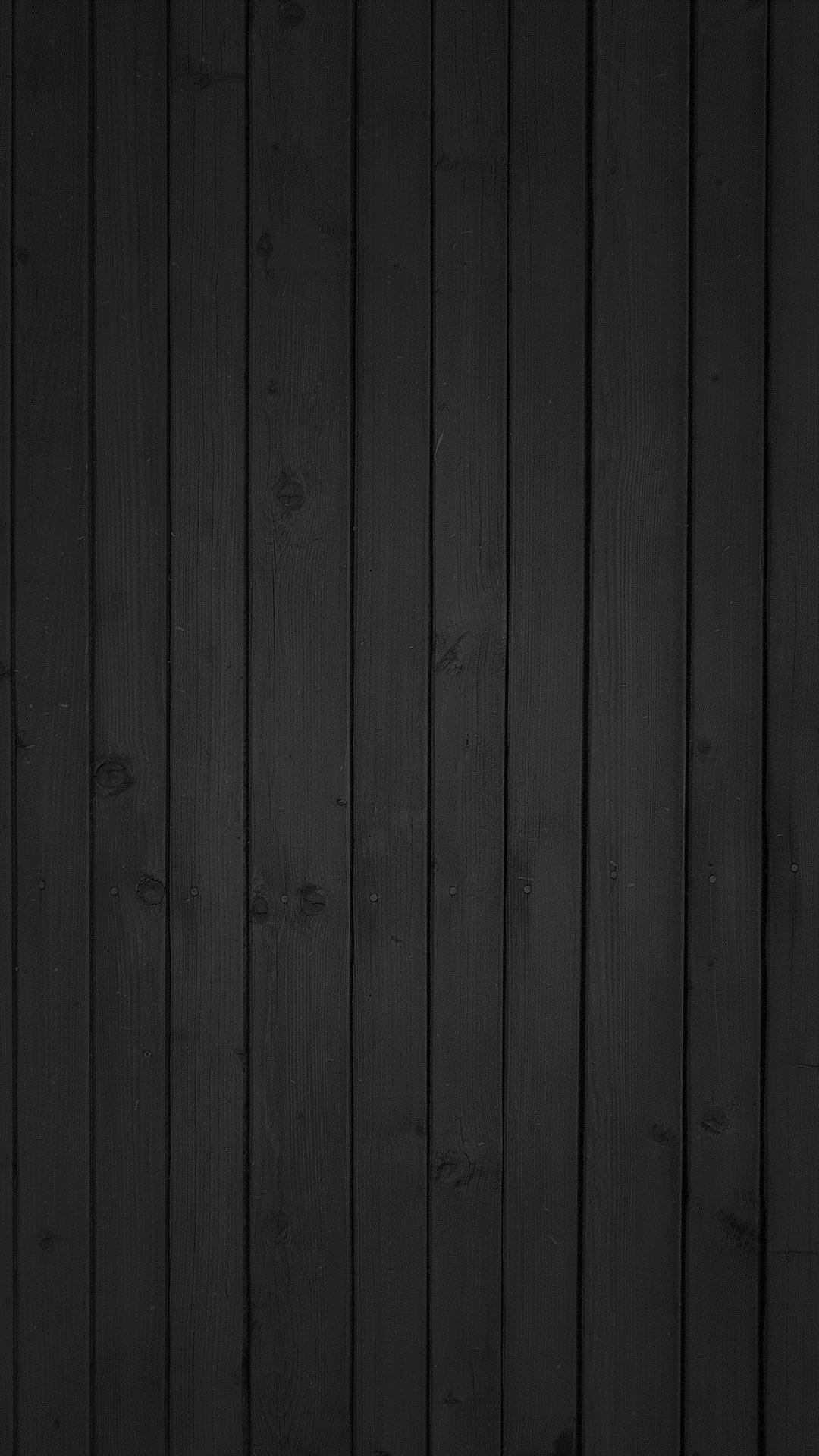 1080x1920 black wood texture android wallpaper