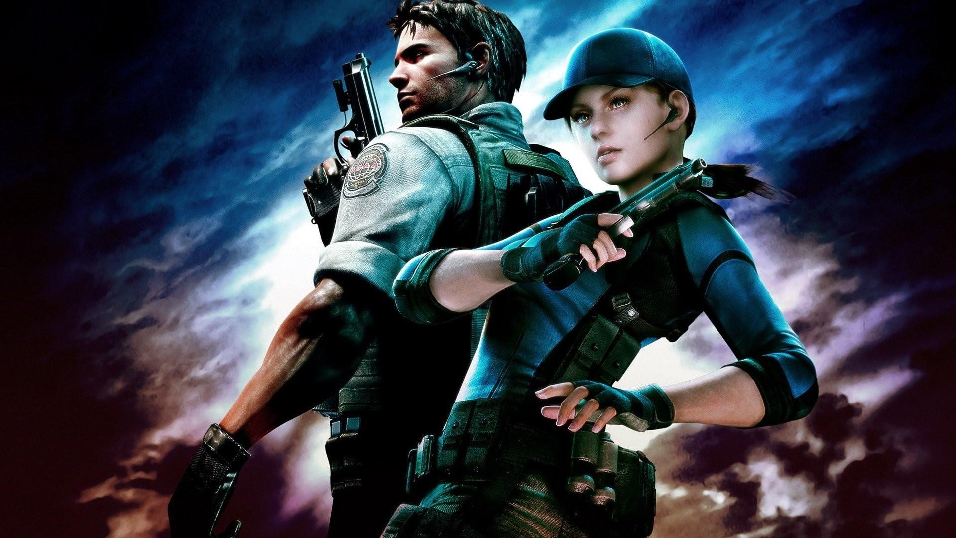 Resident Evil 5 Jill Valentine Wallpaper Wallpapertag