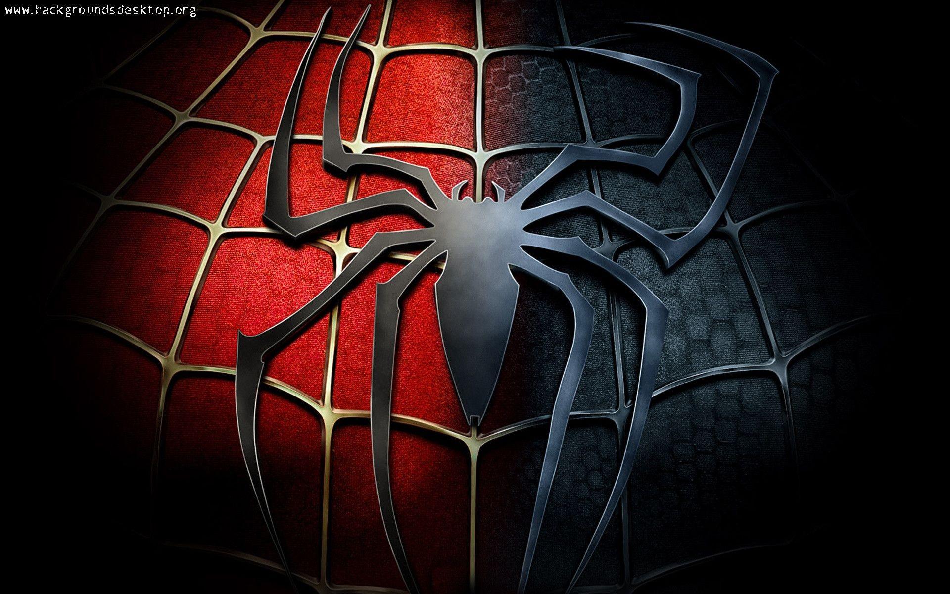 Amazing spider man logo wallpaper - photo#36