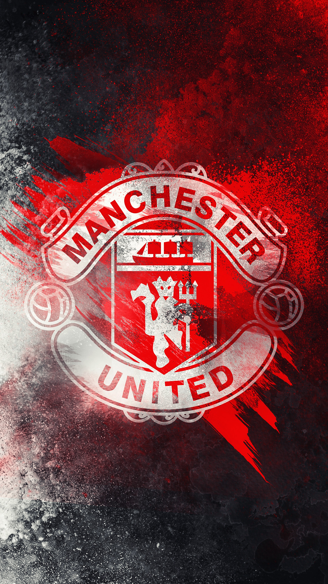 Manchester United Logo Wallpaper HD 2017 ·① WallpaperTag