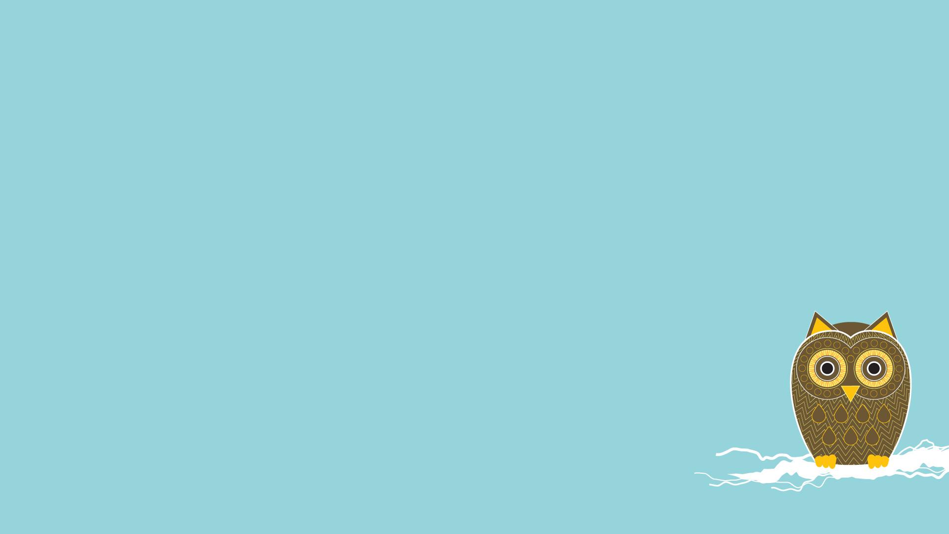 Cute Owl Wallpaper ·① WallpaperTag