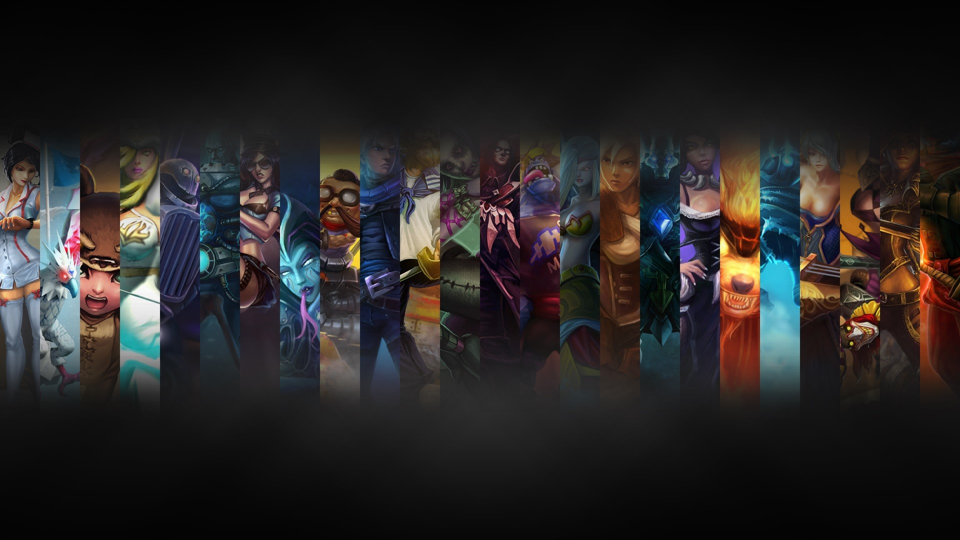 league of legends wallpapers lol desktop backgrounds - HD 1920×1080