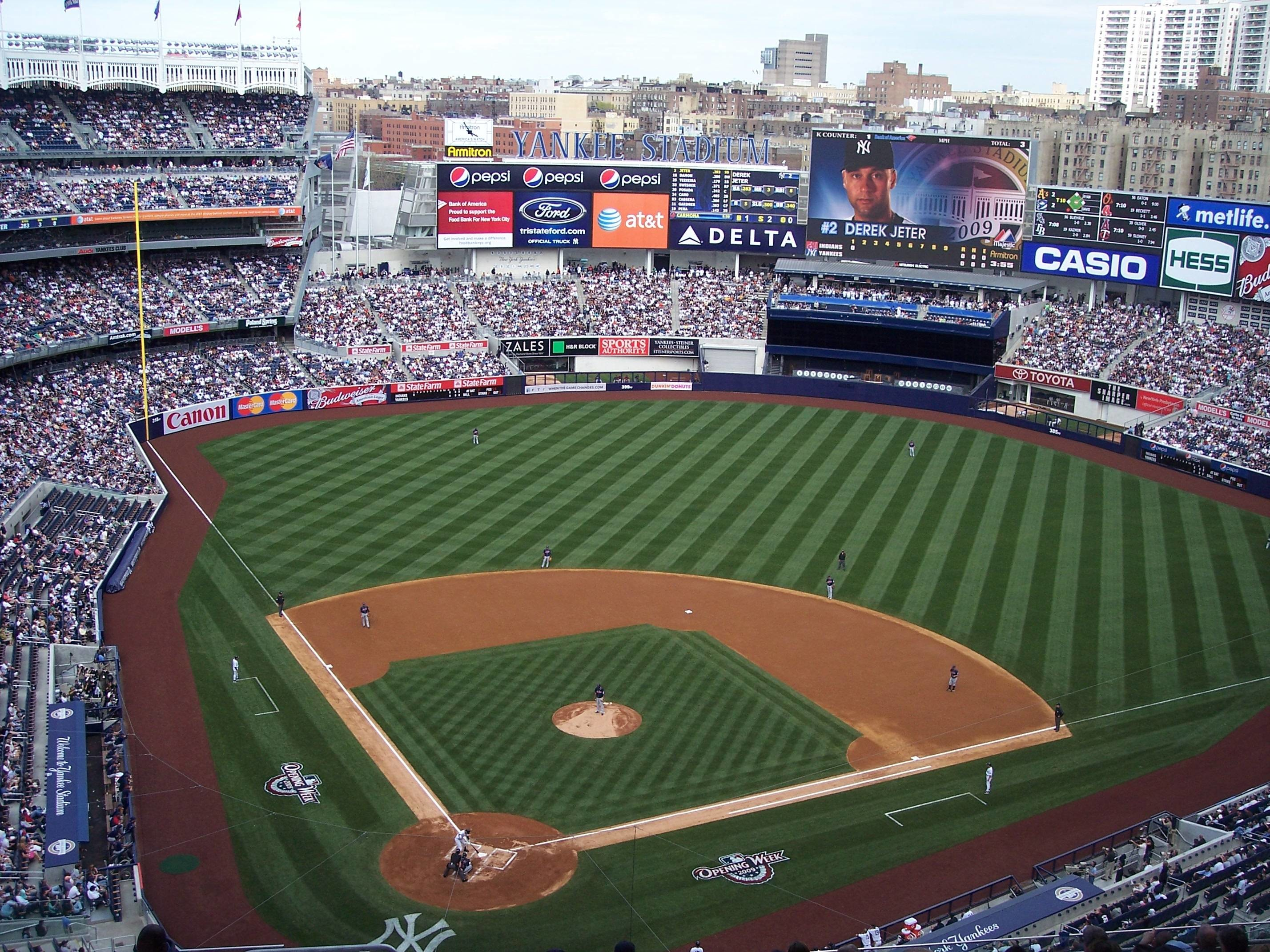 Yankee Stadium Desktop Background Download Free HD Wallpapers