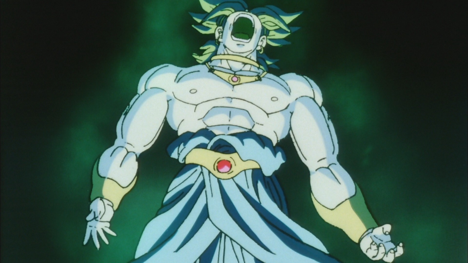Broly Wallpapers 1