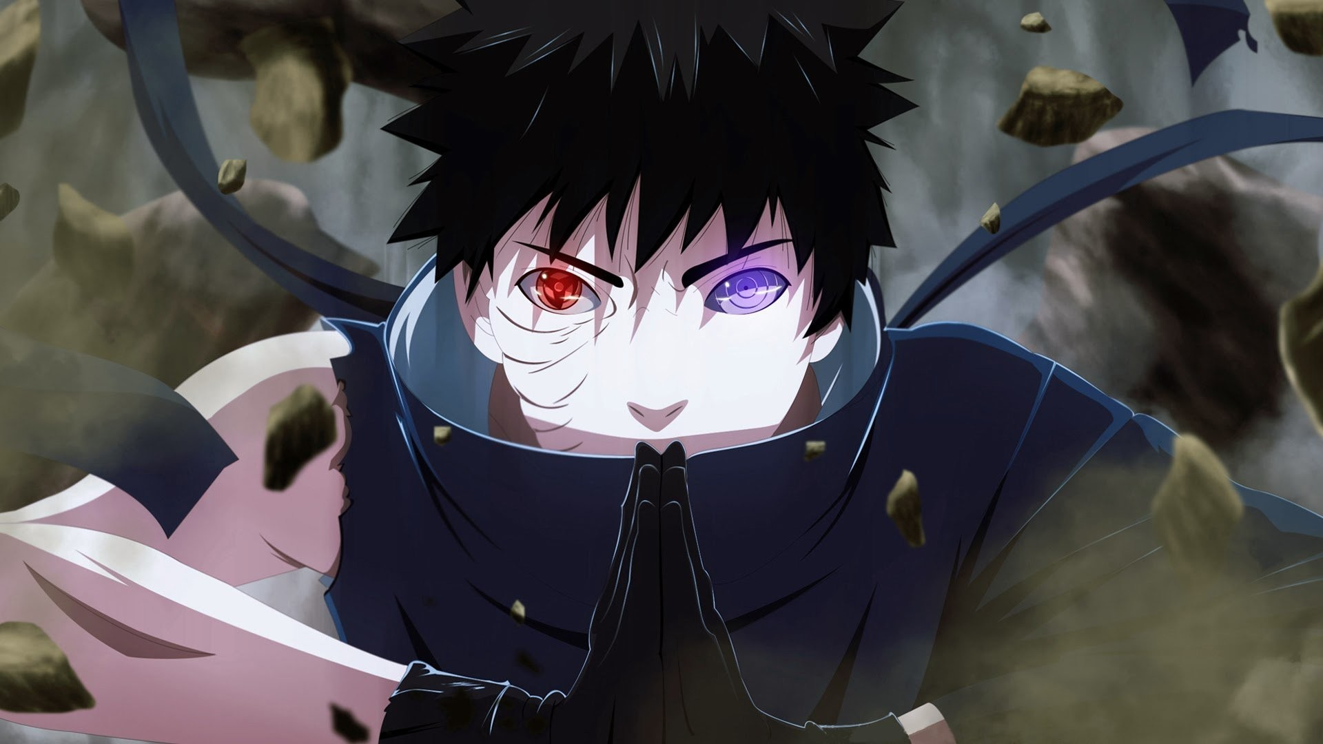 1920x1080 Wallpapers For Sasuke Uchiha Mangekyou Sharingan Wallpaper