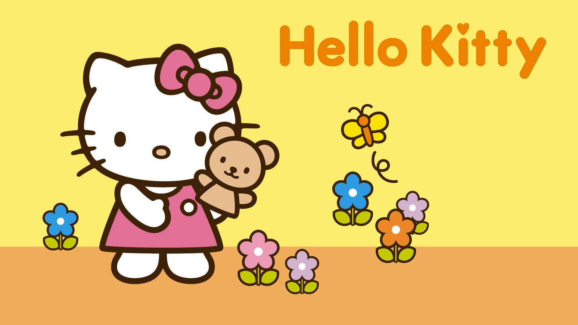 Popular Wallpaper Hello Kitty Floral - 610346-gorgerous-hello-kitty-spring-wallpaper-1920x1080-for-android-40  Graphic_363712.jpg
