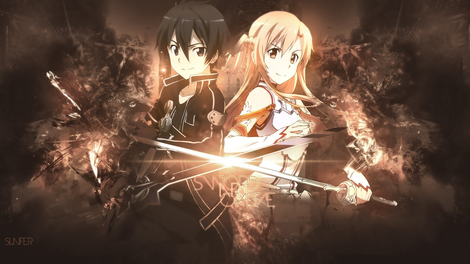 Sword Art Online Wallpaper Download Free Cool High Resolution