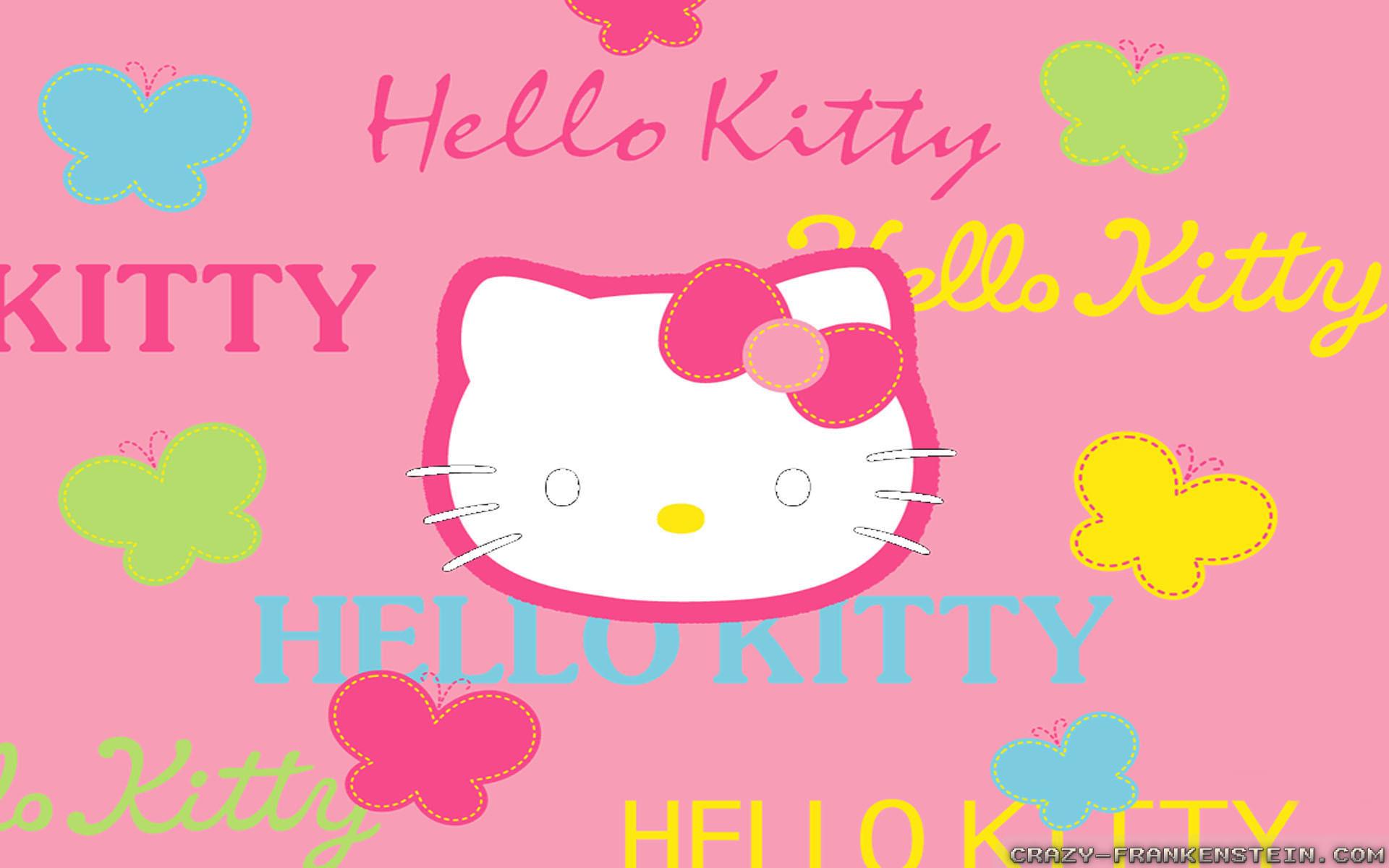 Hello Kitty Spring Wallpaper Wallpapertag
