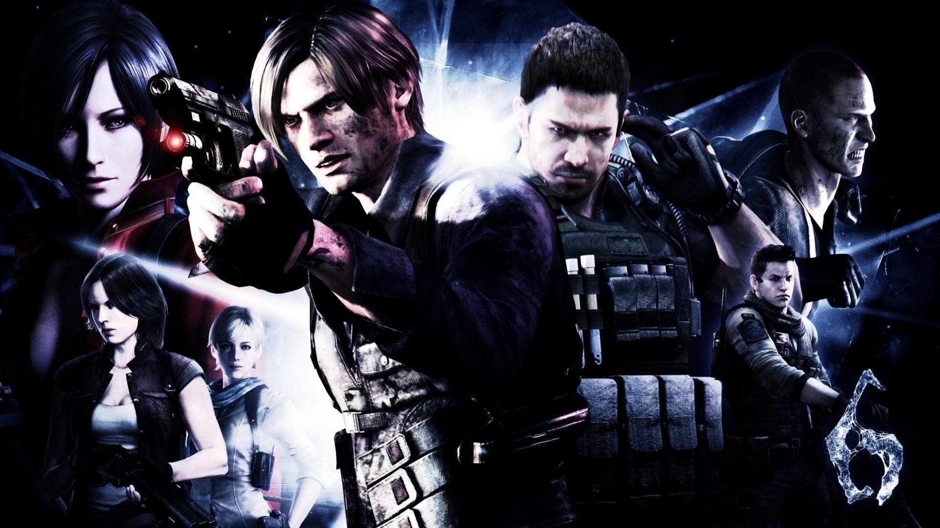 Resident Evil 6 Wallpaper HD 1920x1080 1
