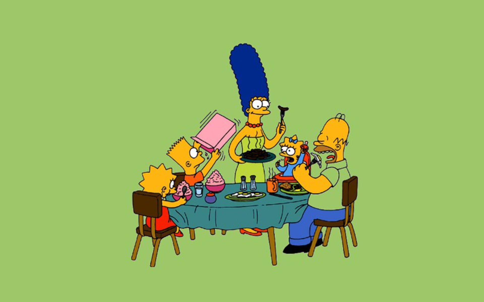Homer Simpson Mac Wallpaper Wallpapertag