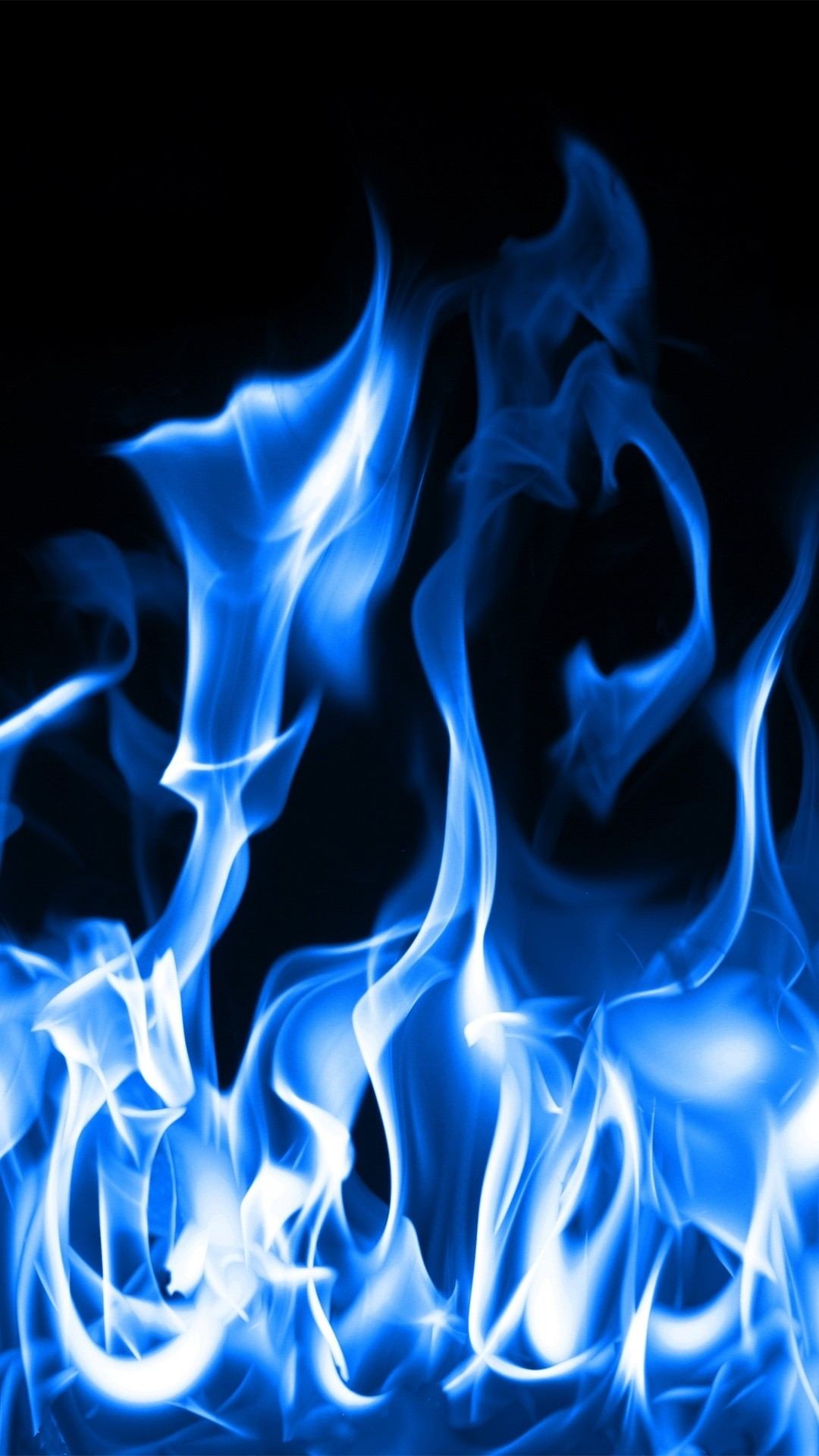 blue fire background 183��