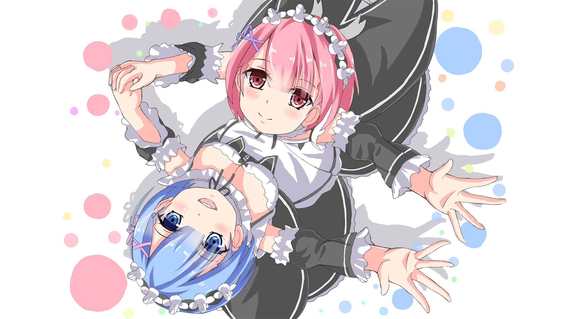 Rem Re Zero Wallpaper Download Free Cool Hd Backgrounds For