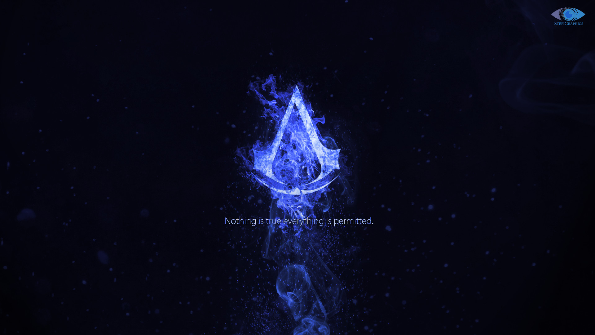 1920x1080 Assassins Creed Logo Wallpaper Download The