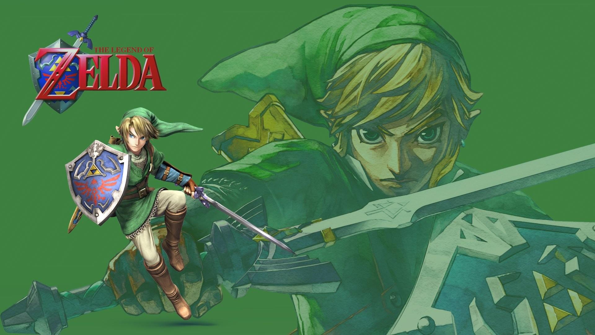 The Legend Of Zelda Wallpapers Wallpapertag