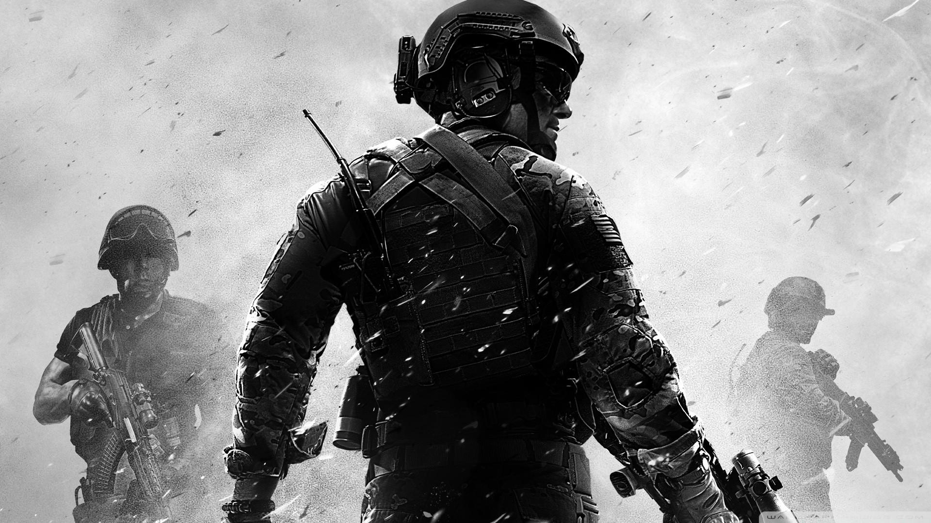 Call of Duty Modern Warfare  № 3671676 бесплатно