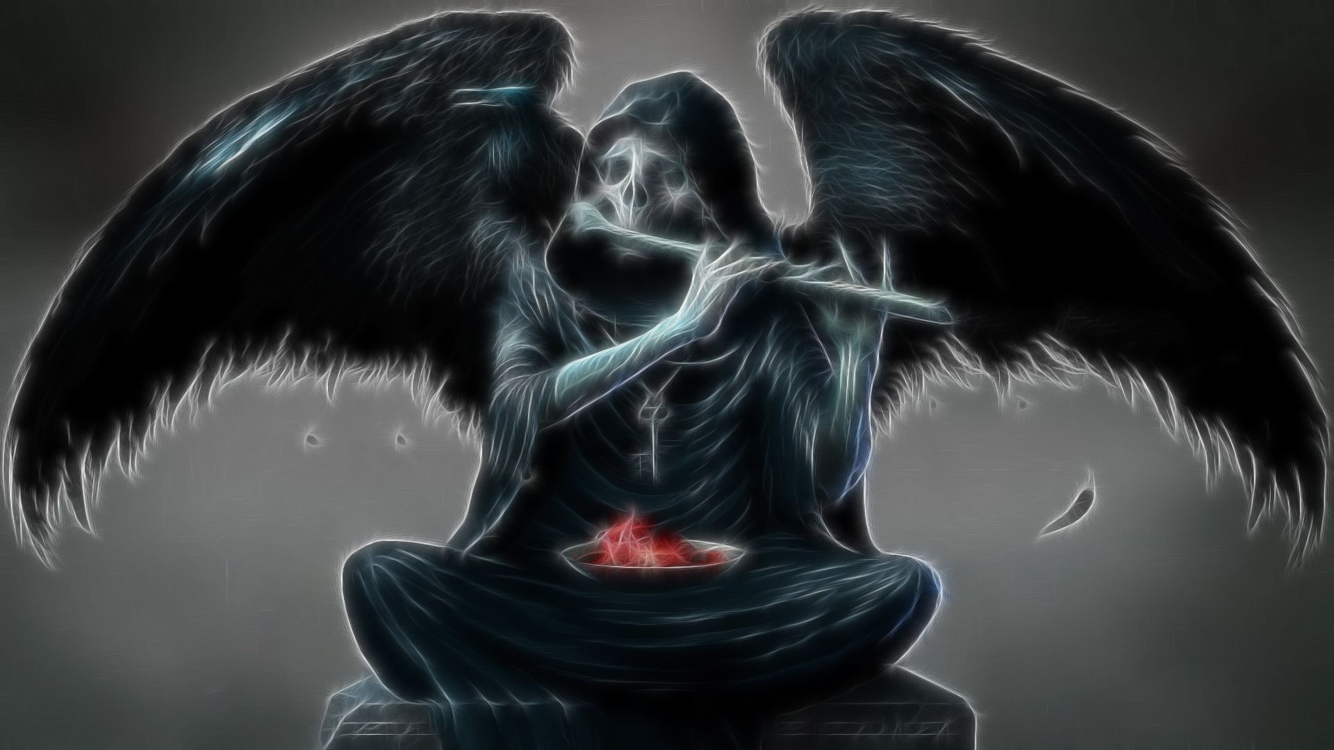 1920x1200 angel of death