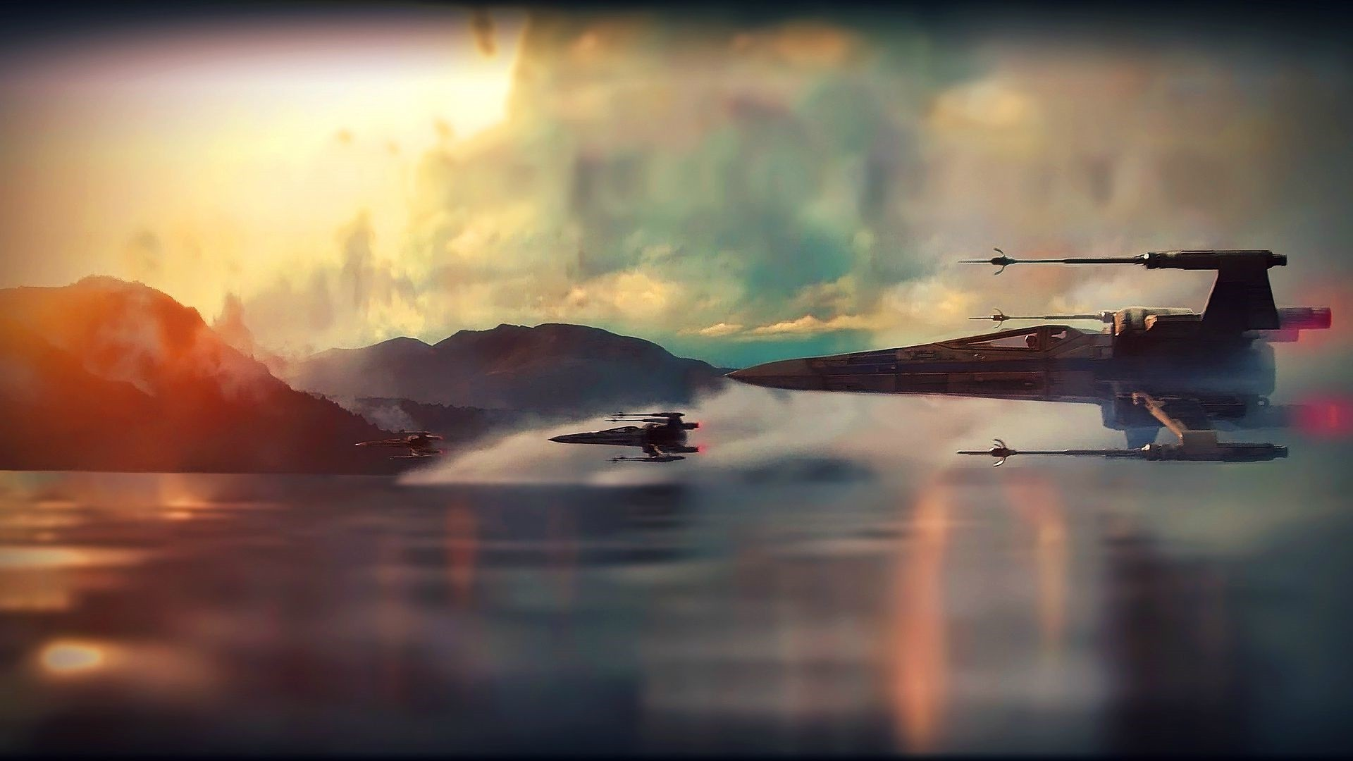 The Force Awakens Wallpaper 1920x1080 Download Free Awesome