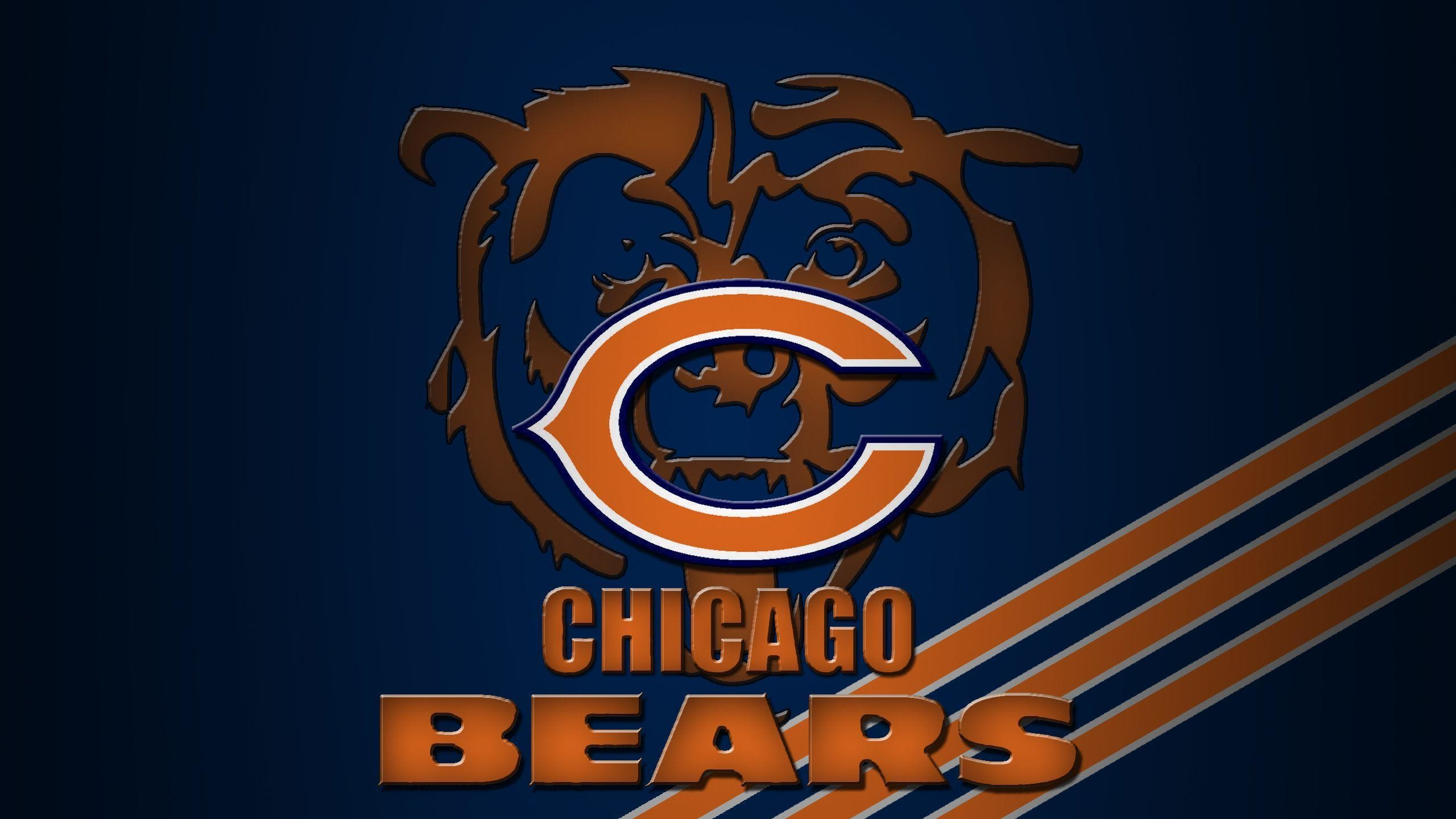 chicago bears - HD 2560×1440