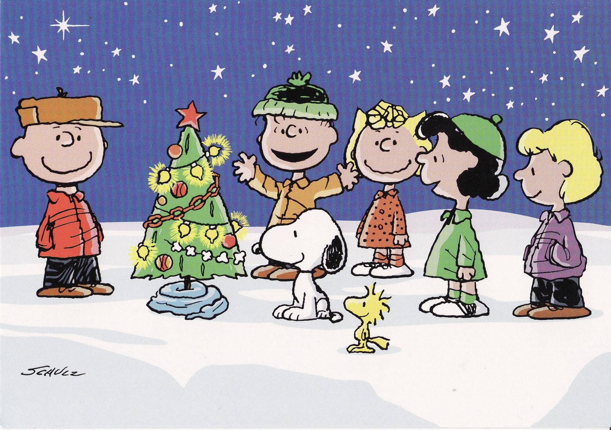 charlie brown christmas wallpaper - Charlie Browns Christmas