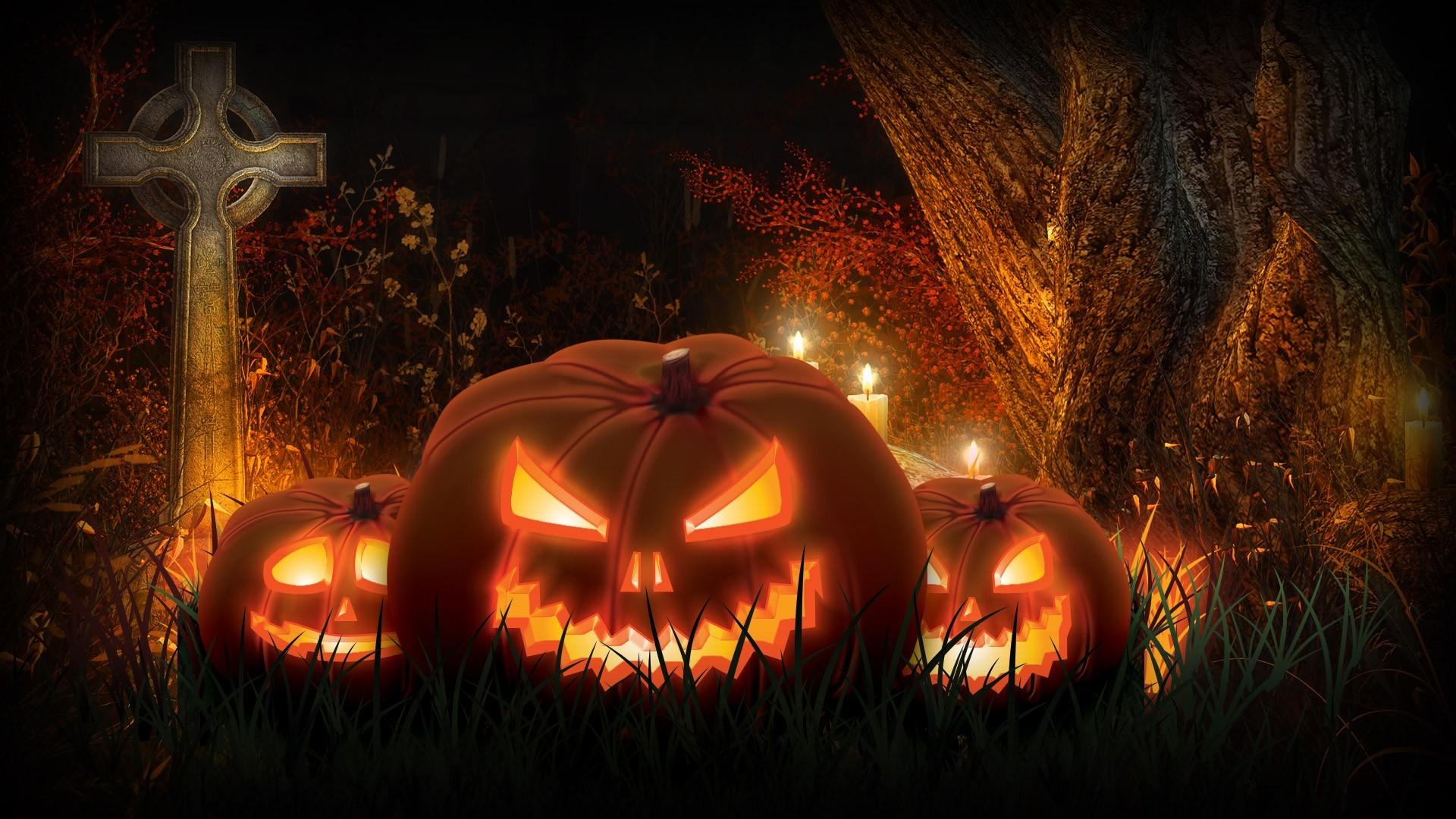 Scary Halloween Desktop Wallpaper ·① WallpaperTag
