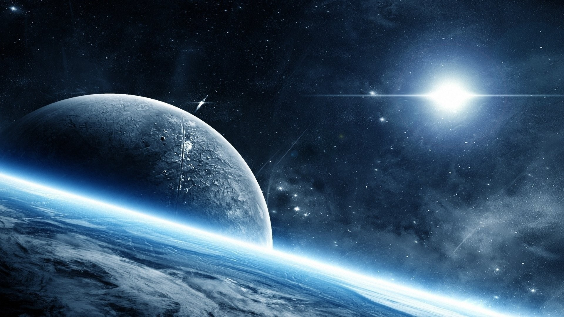 Blue space wallpaper download free amazing wallpapers - Space wallpaper hd 1920x1080 ...