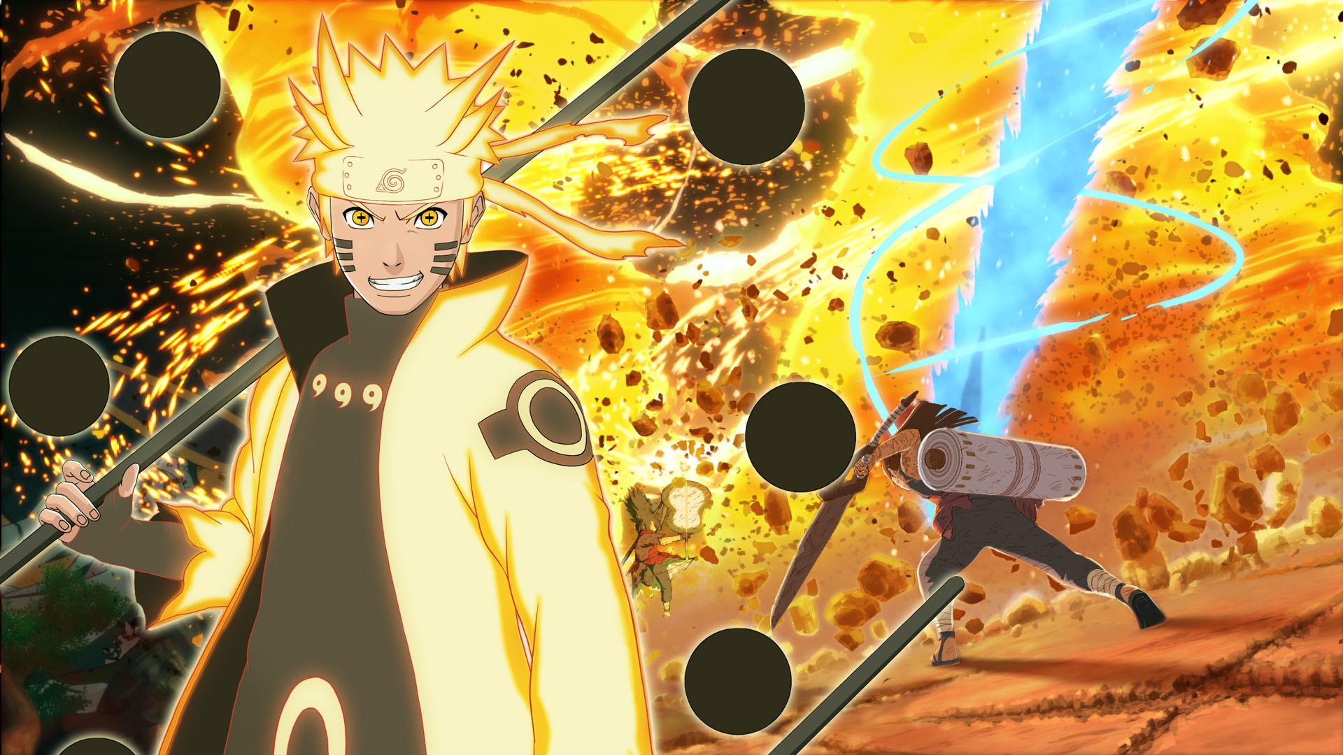Naruto Wallpaper HD 1366x768 ·① WallpaperTag