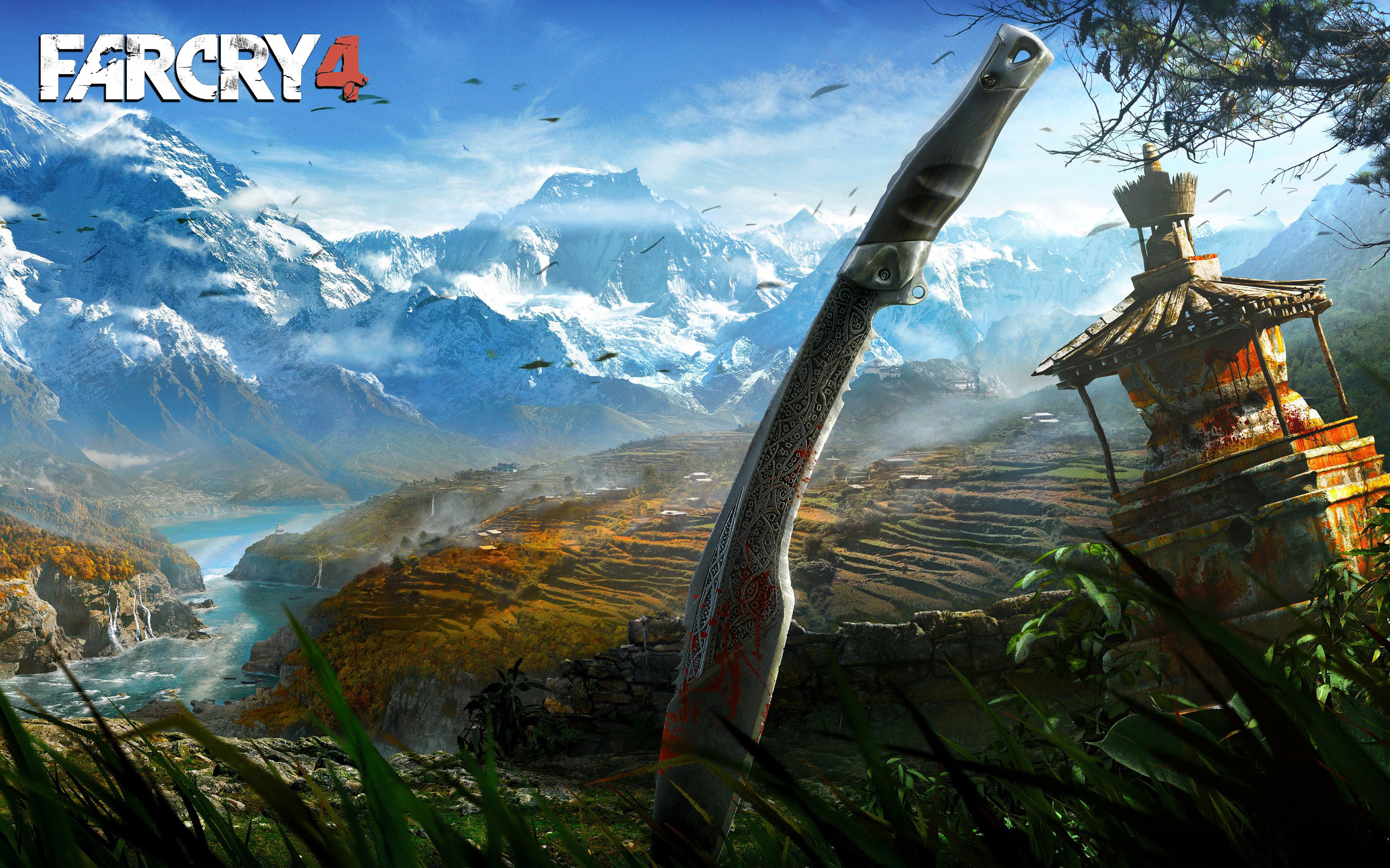 Far Cry 4 Wallpapers Wallpapertag