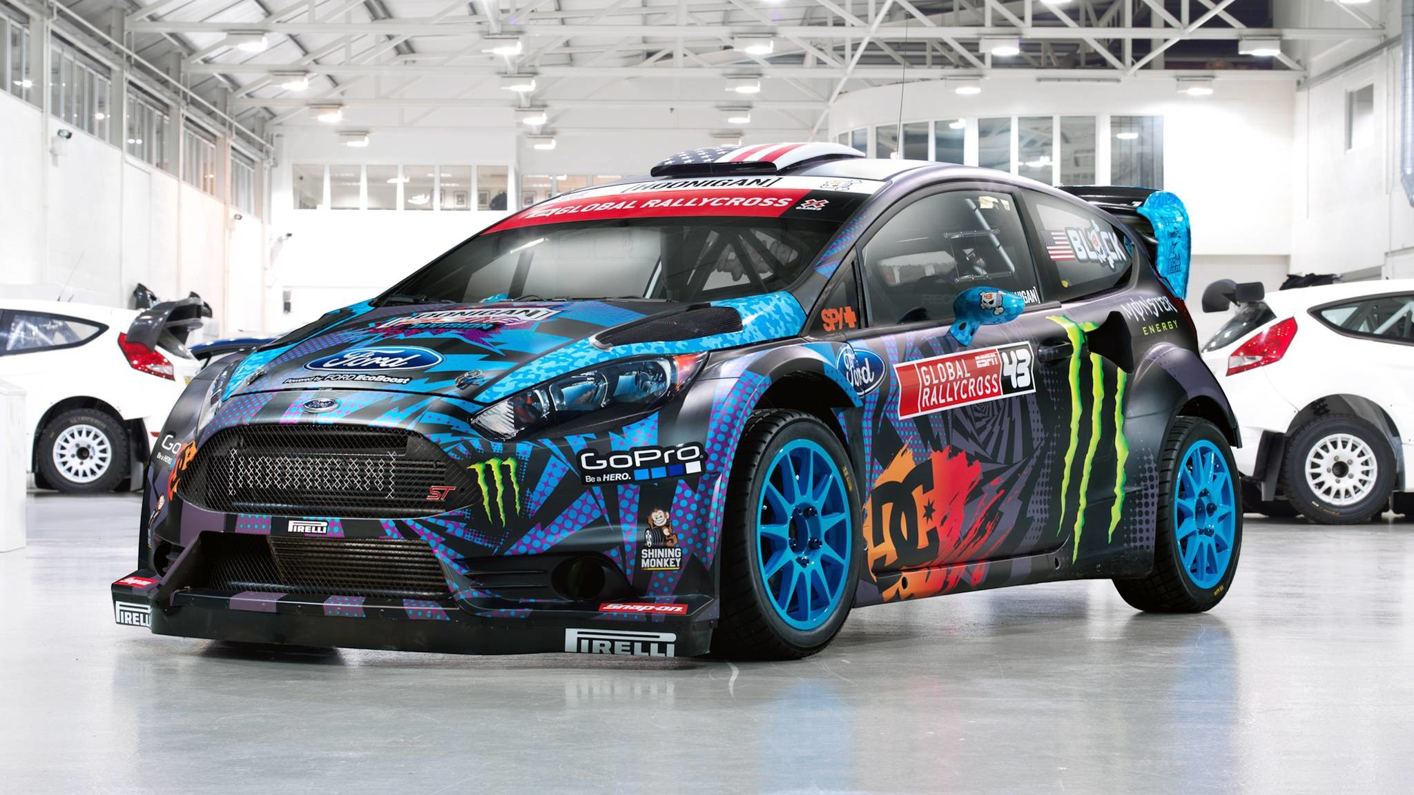 Ken Block 2018 Wallpaper Wallpapertag