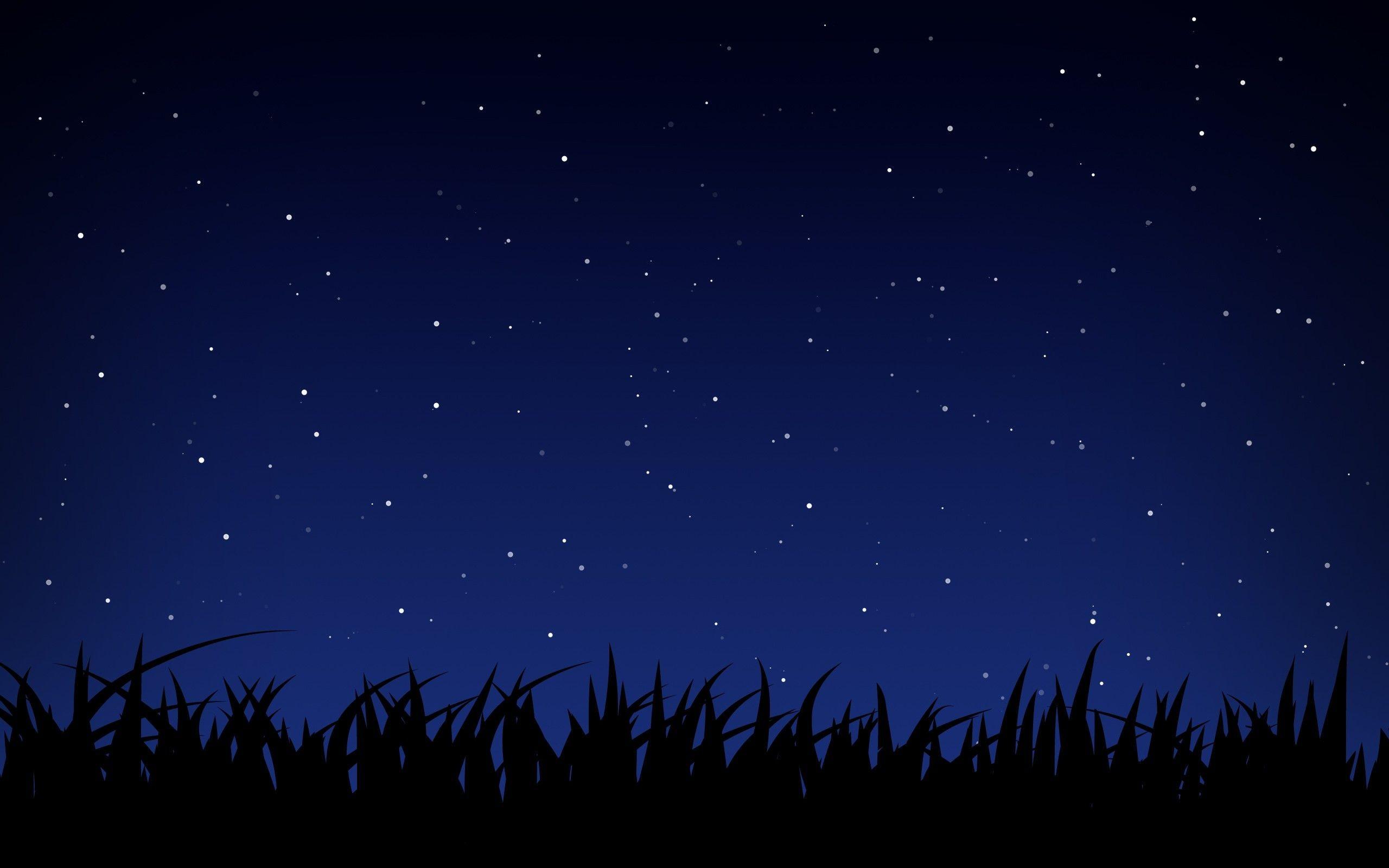 2560x1600 Starry Sky Backgrounds