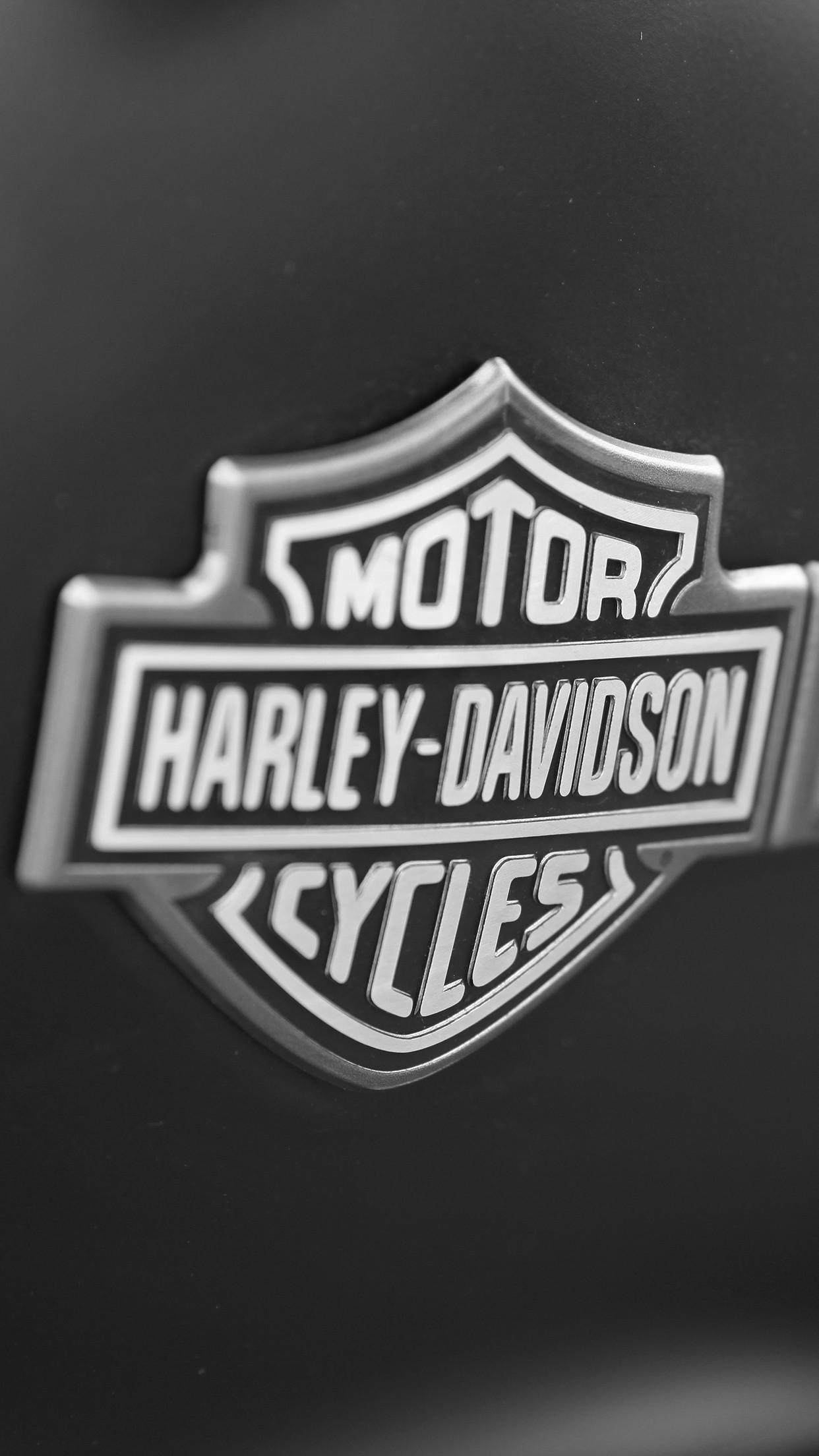 Harley Davidson Logo Wallpaper 183 ① Wallpapertag