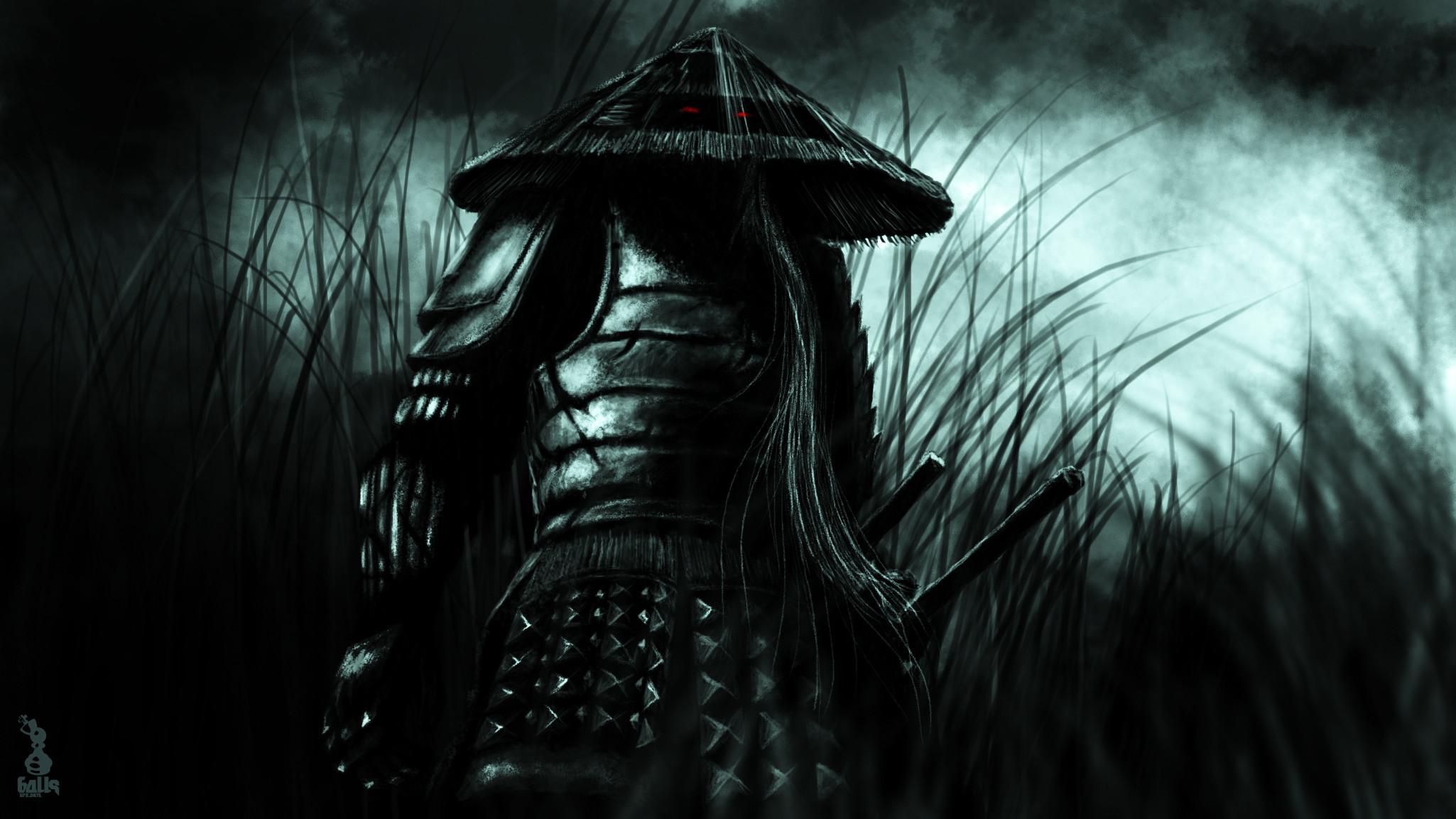 лучшие картинки самураев на телефон долю успеха преодолении
