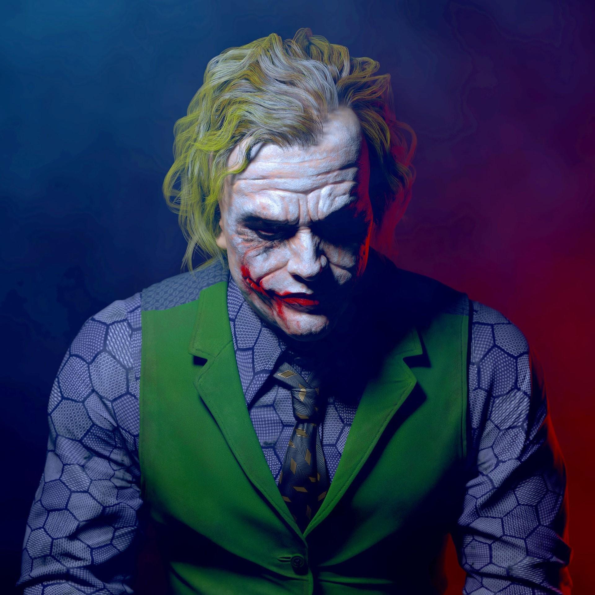 Heath Ledger Joker Wallpaper 1024x768 Wallpapertag