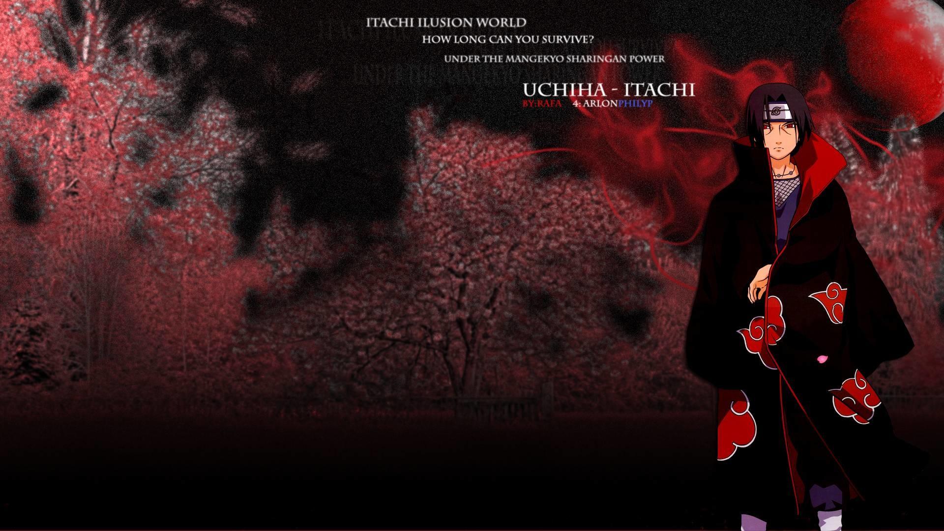 Itachi Wallpaper Hd
