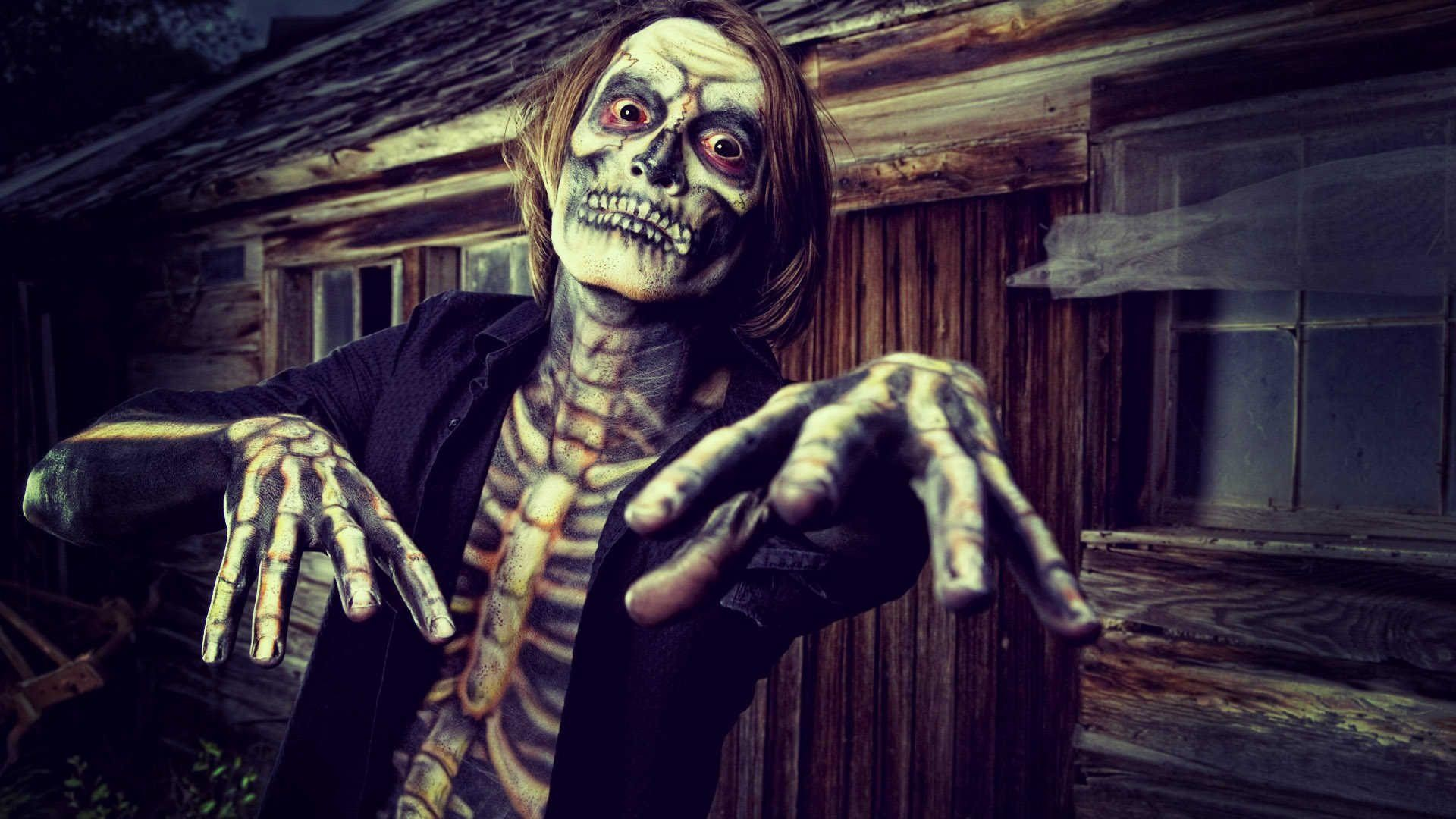 Download Free Wallpapers Horror Wallpapers: Scary Halloween Desktop Wallpaper ·① WallpaperTag
