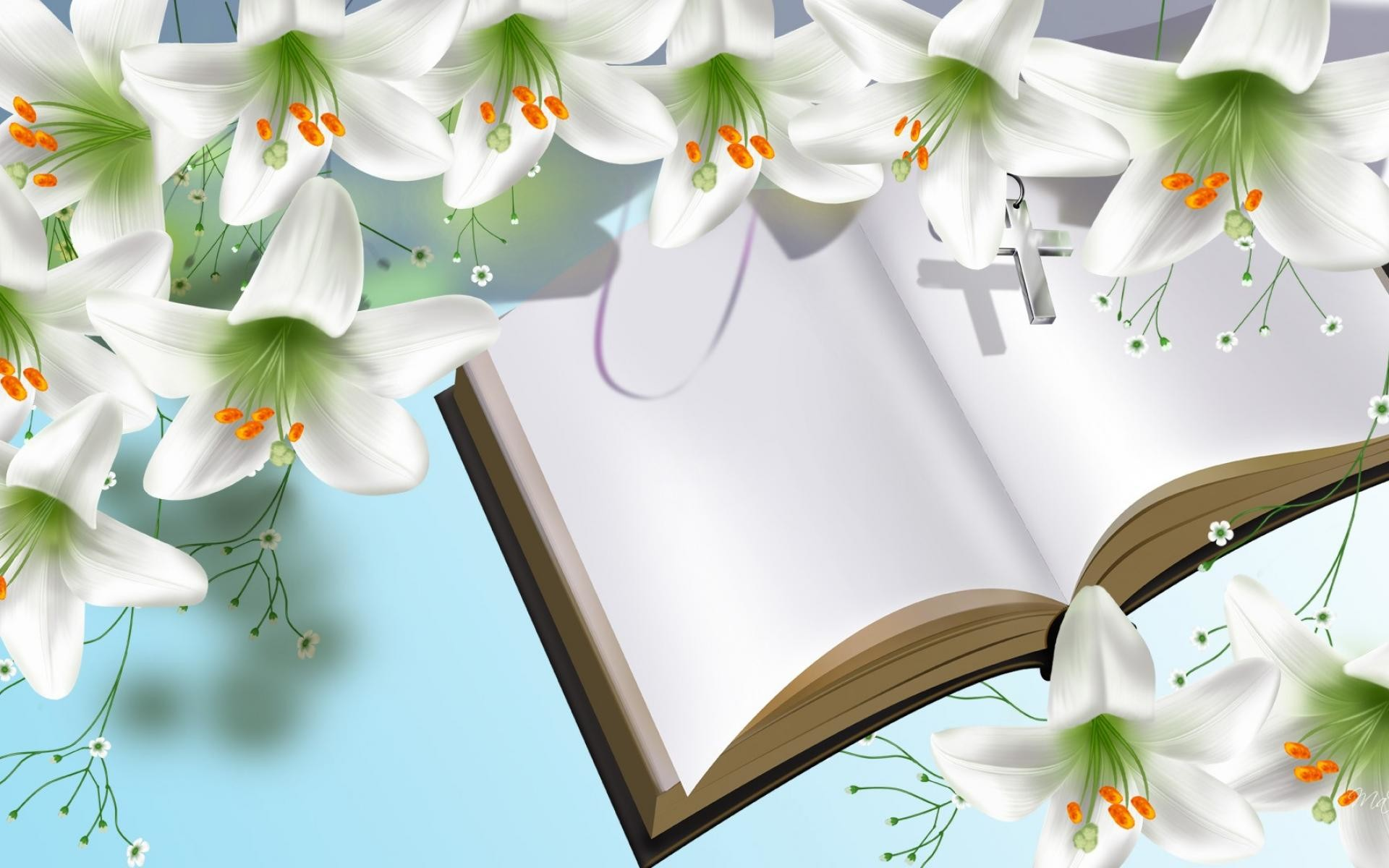 religious easter backgrounds