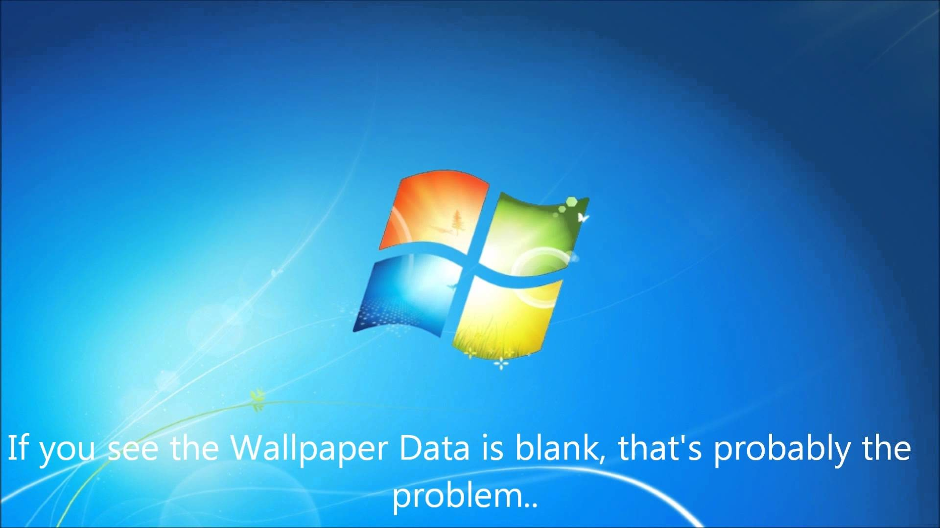 Blue Screen Of Death Background Wallpapertag