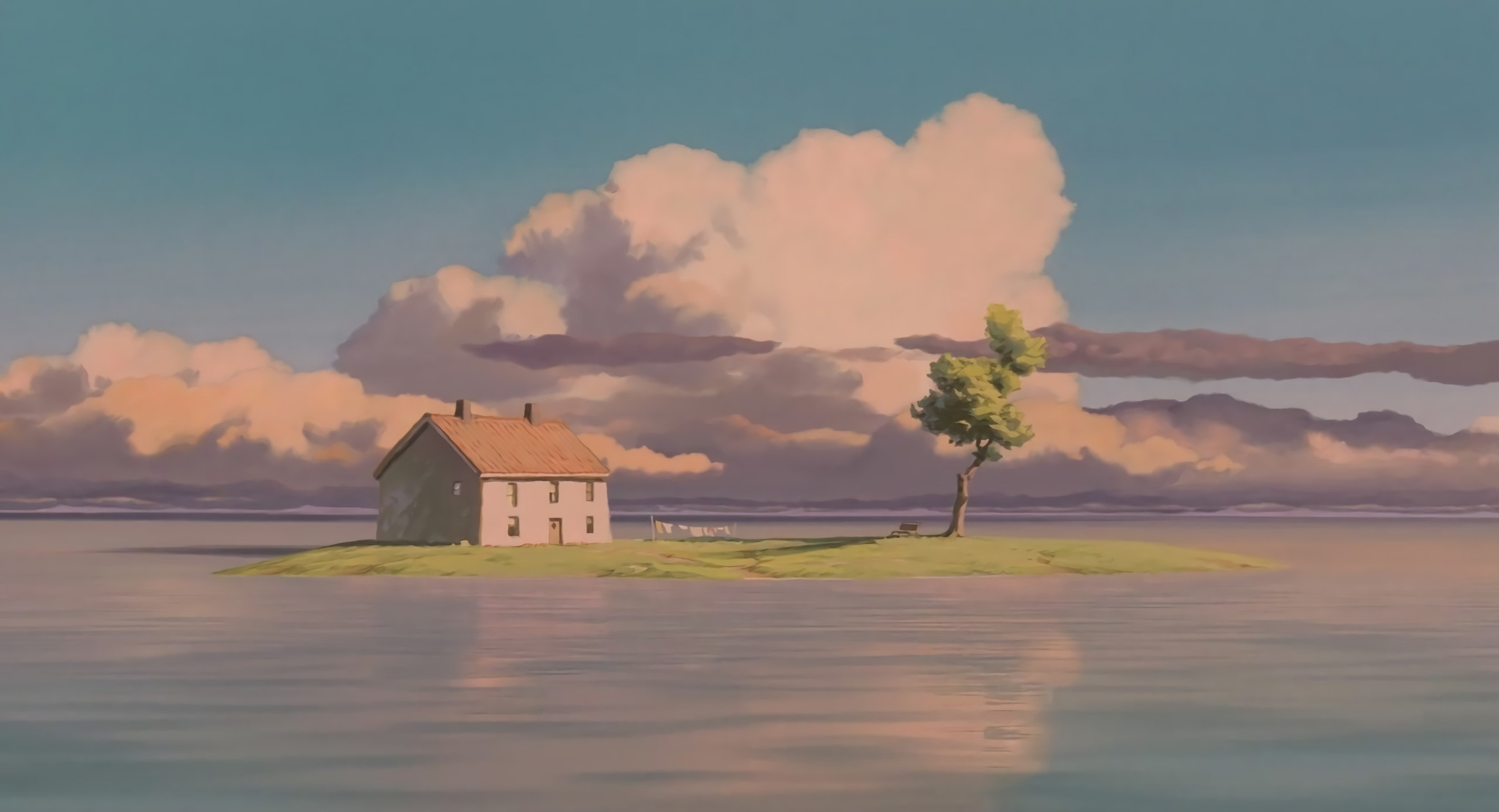 Spirited Away Background ·① WallpaperTag