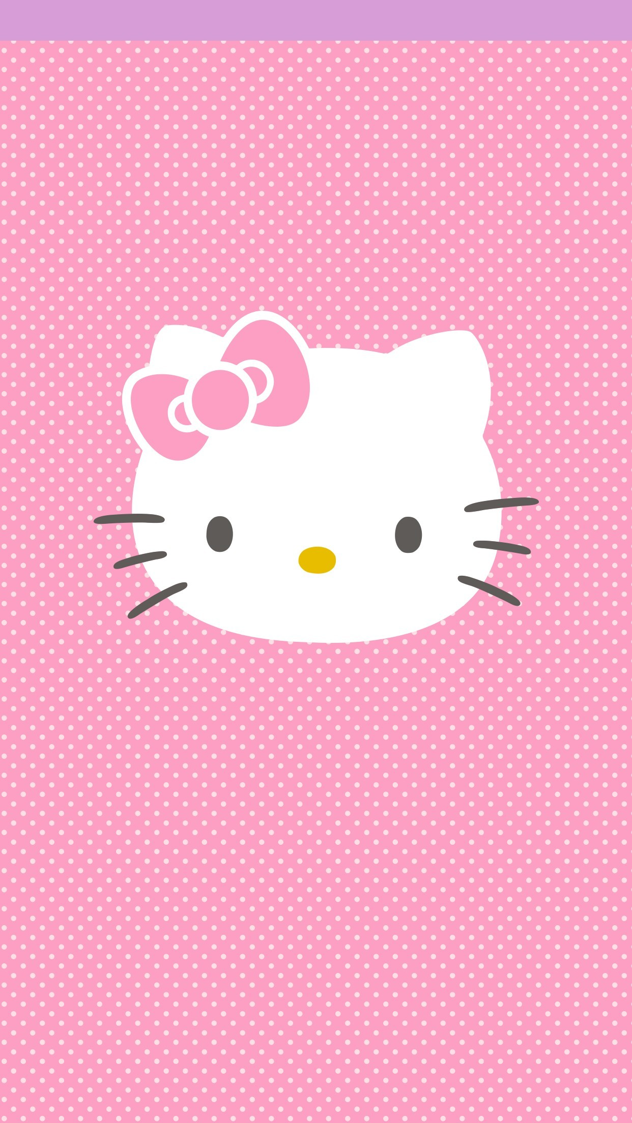 1242x2208 Hello Kitty Wallpaper Backgrounds Sanrio Iphone Wallpapers 5s Owl Funds Paper