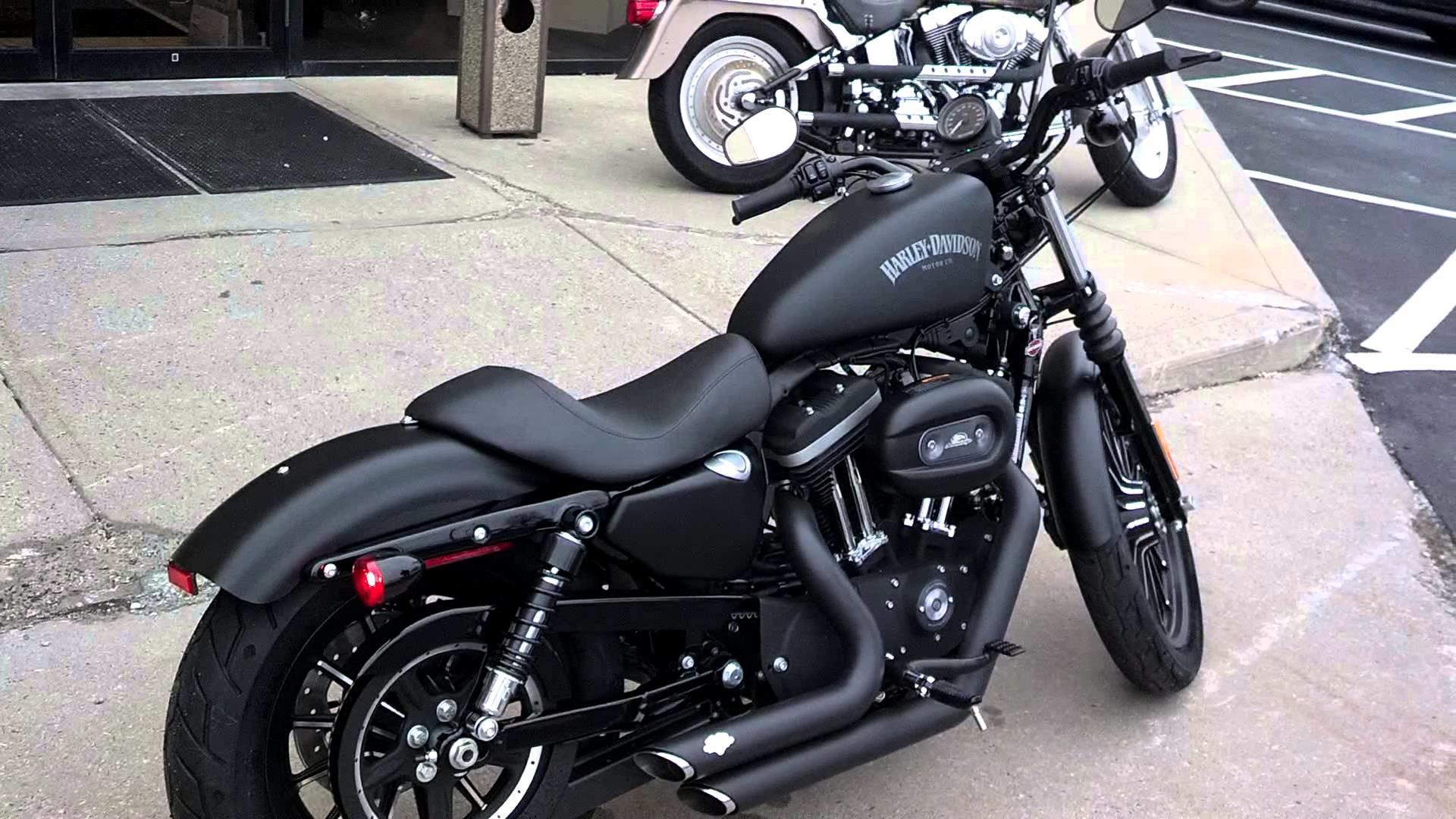 Harley Davidson Dark Custom Iron  For Sale