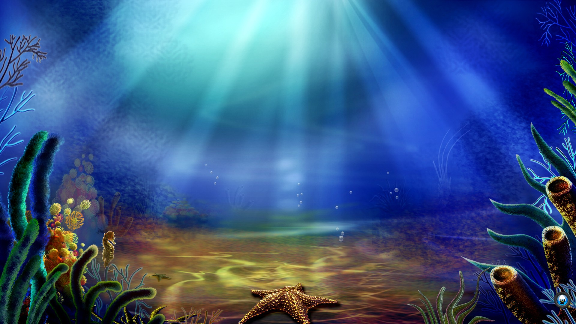 Under The Sea Background Download Free Stunning Full Hd