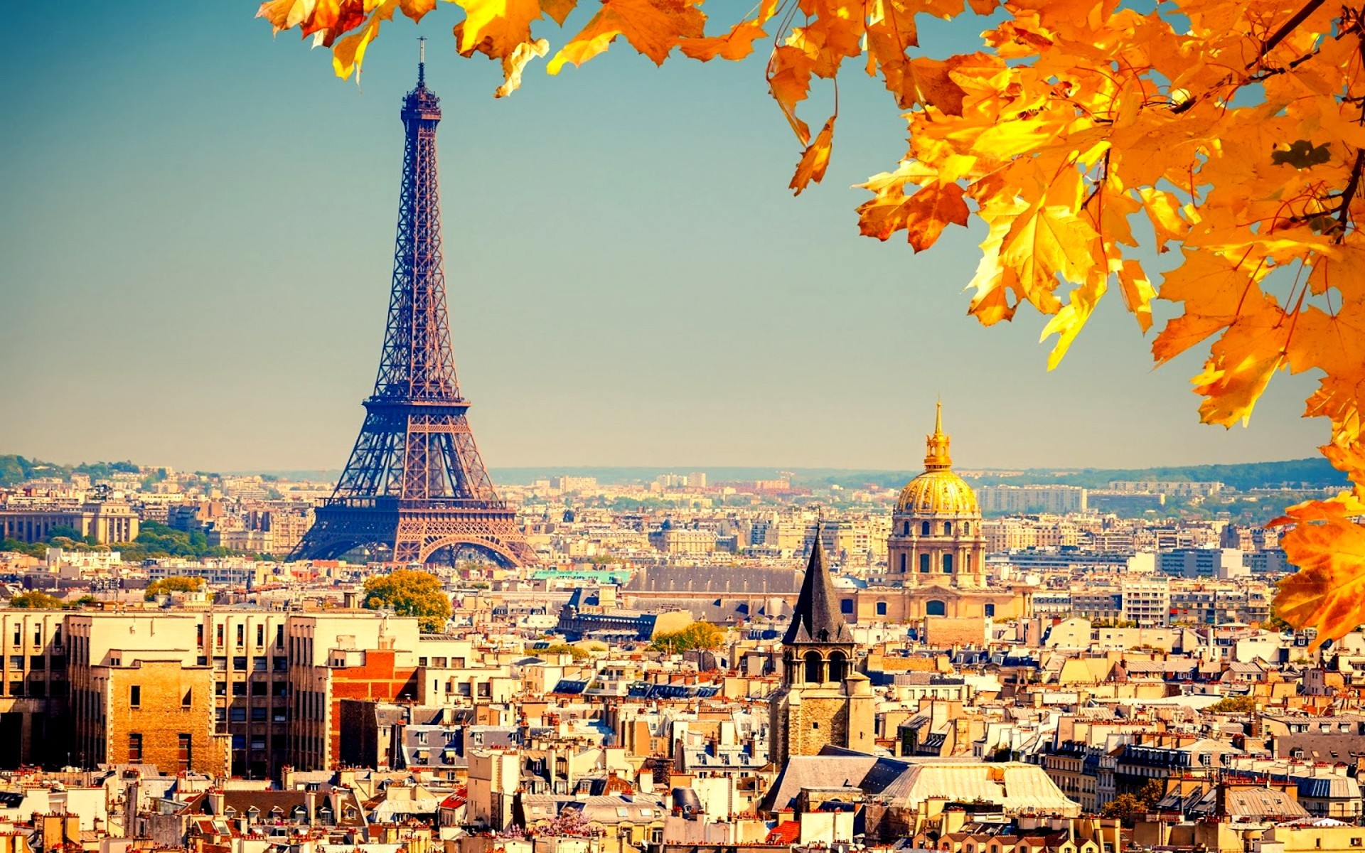 eiffel tower desktop wallpaper a'